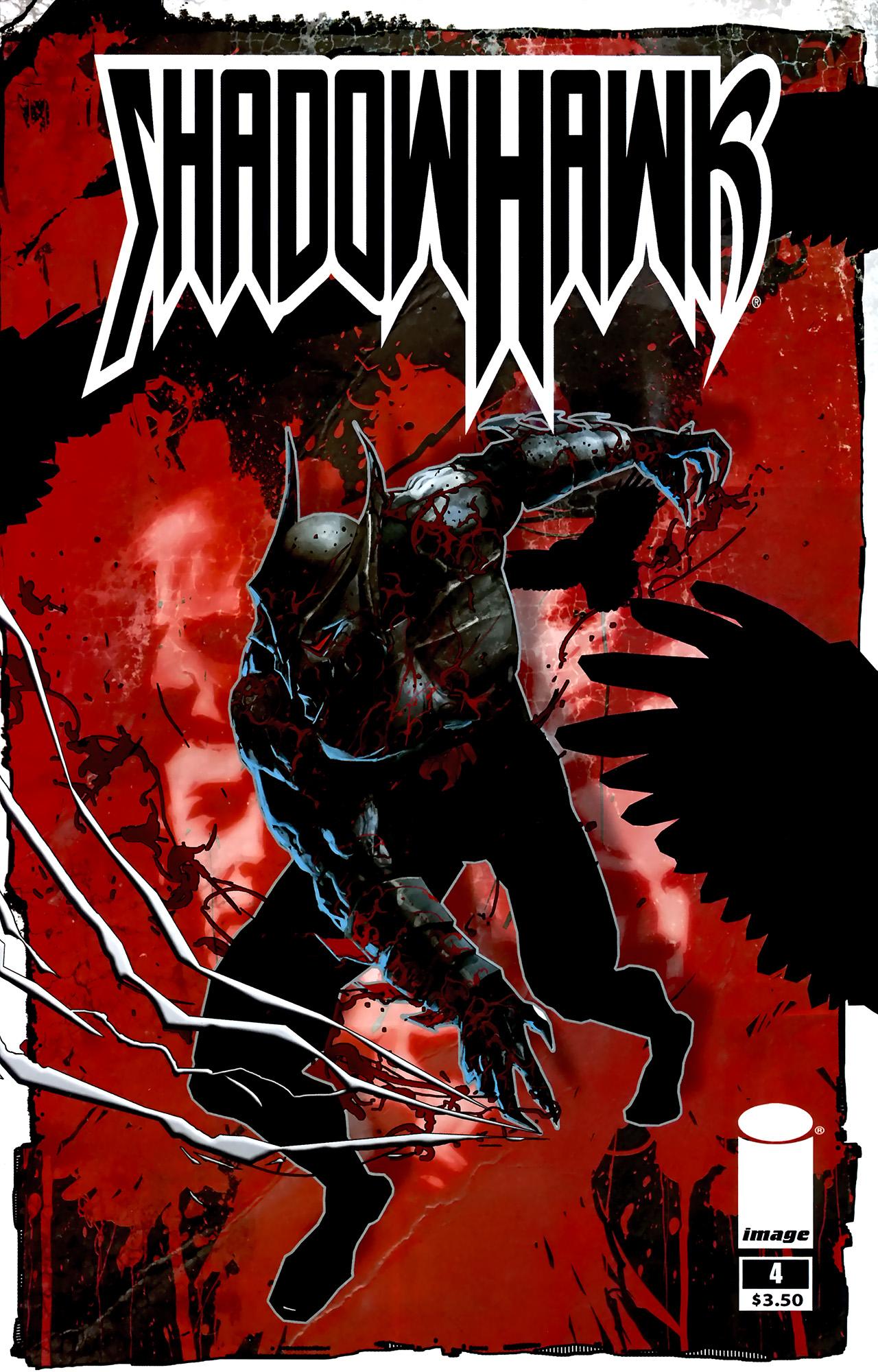 Read online ShadowHawk (2010) comic -  Issue #4 - 2