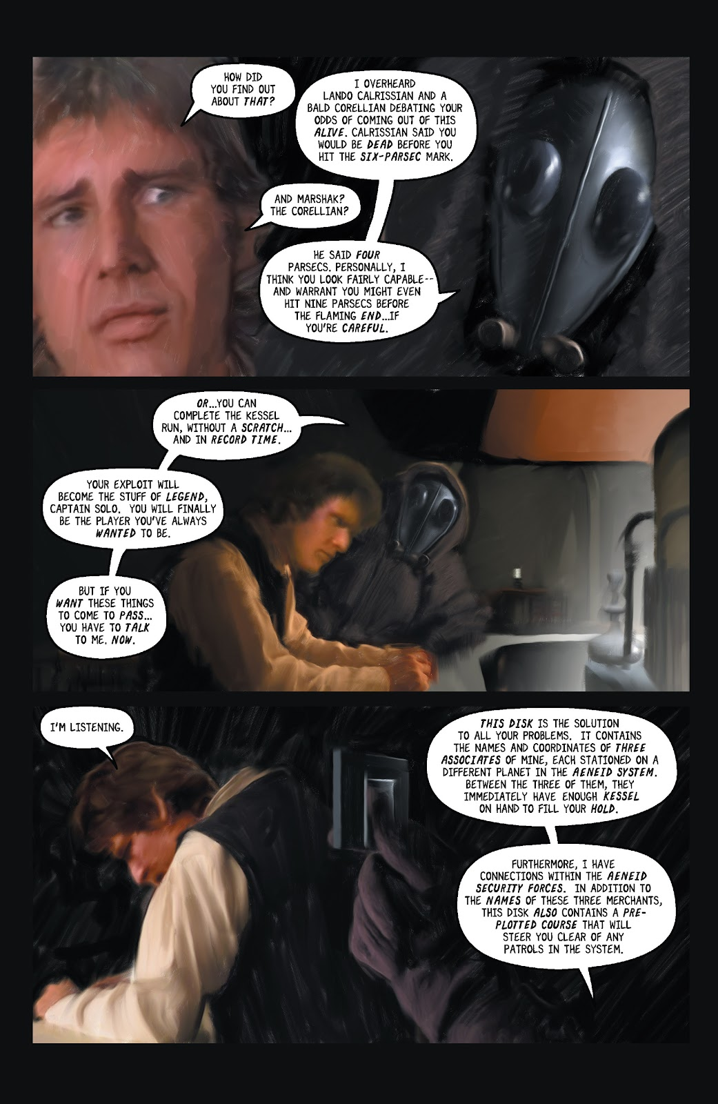 Read online Star Wars Legends Epic Collection: The Empire comic -  Issue # TPB 5 (Part 5) - 42