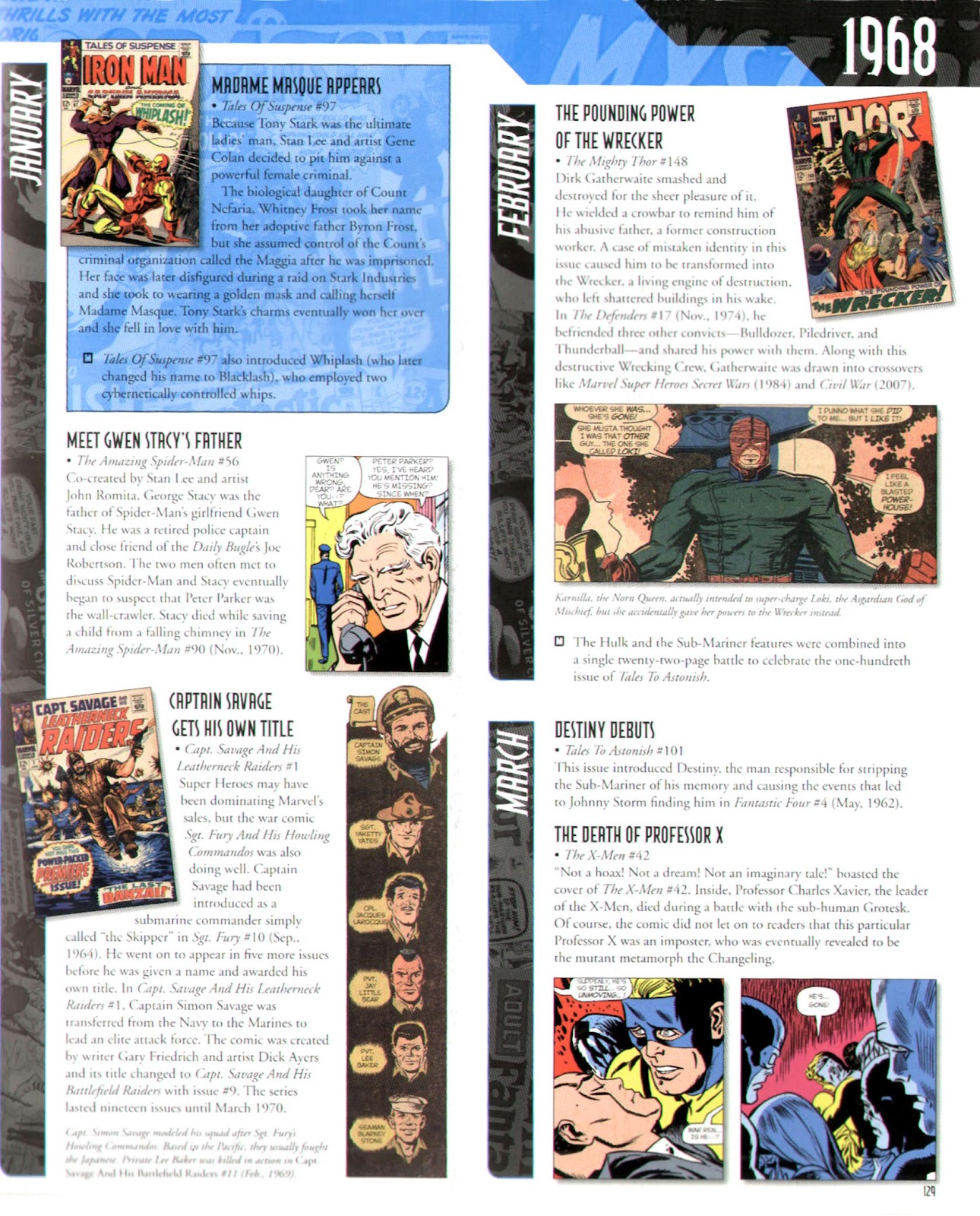 Read online Marvel Chronicle comic -  Issue # TPB (Part 2) - 27
