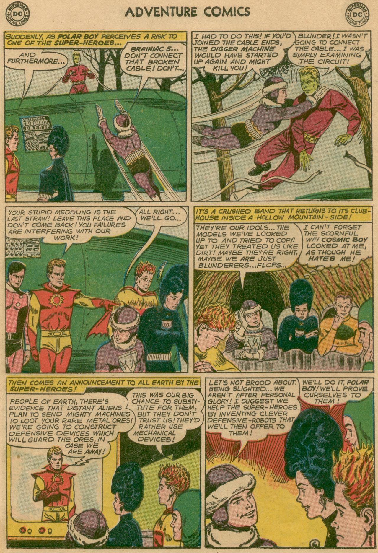 Read online Adventure Comics (1938) comic -  Issue #311 - 7