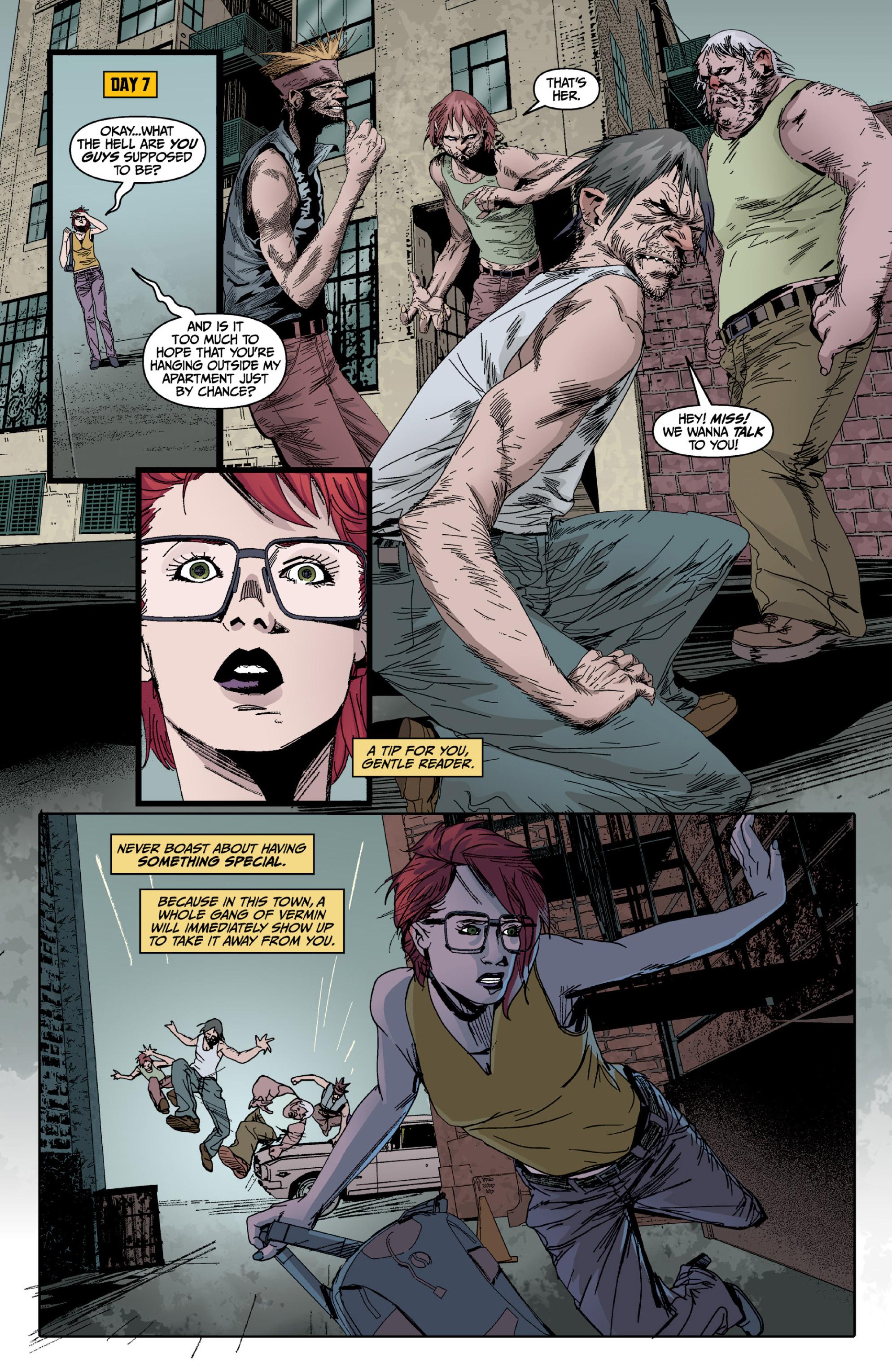 Read online X: Big Bad comic -  Issue # Full - 82