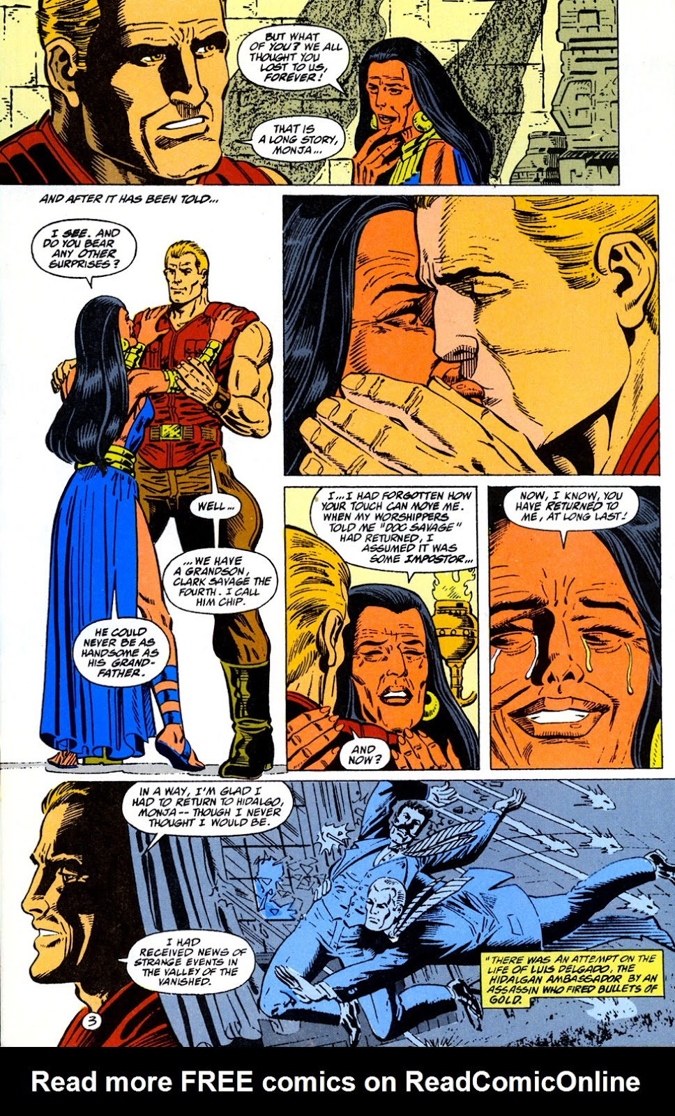 Doc Savage (1988) issue 10 - Page 5