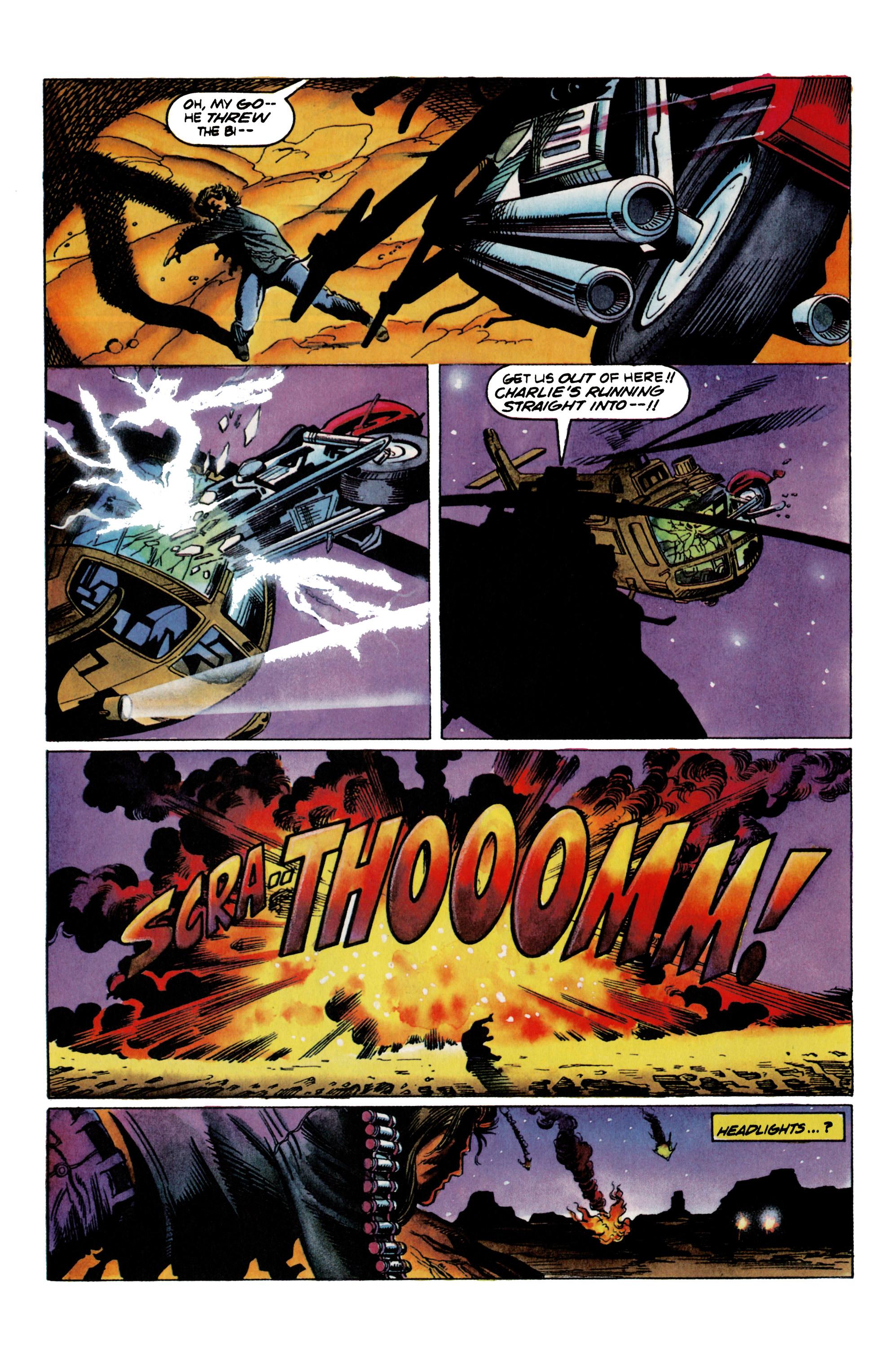 Read online Eternal Warrior (1992) comic -  Issue #21 - 19