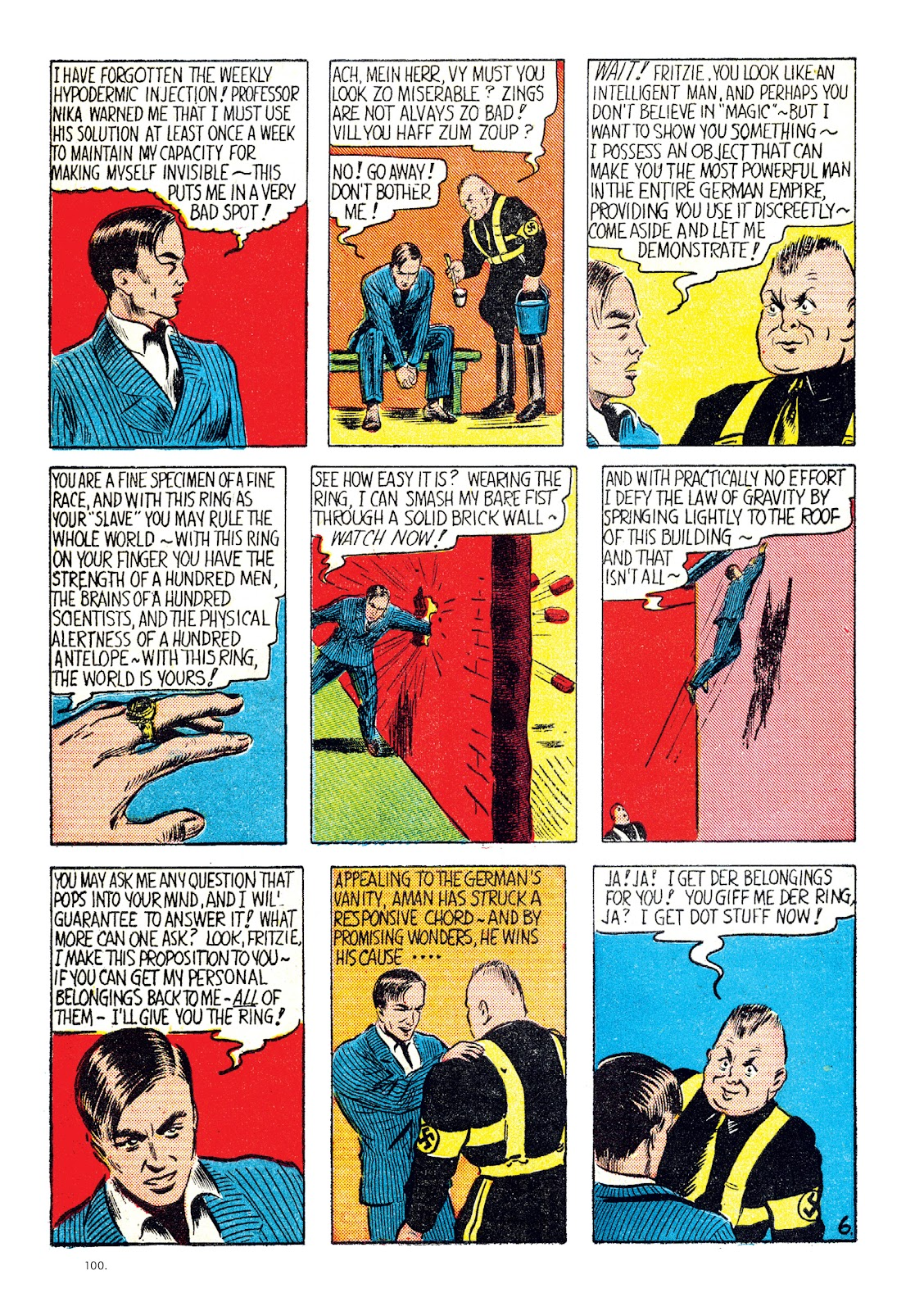 Read online The Bill Everett Archives comic -  Issue # TPB 1 (Part 2) - 1