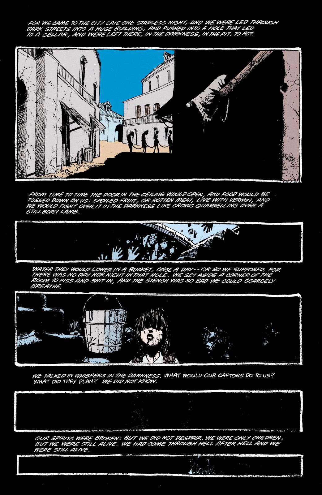Read online The Children's Crusade comic -  Issue # _TPB (Part 1) - 49