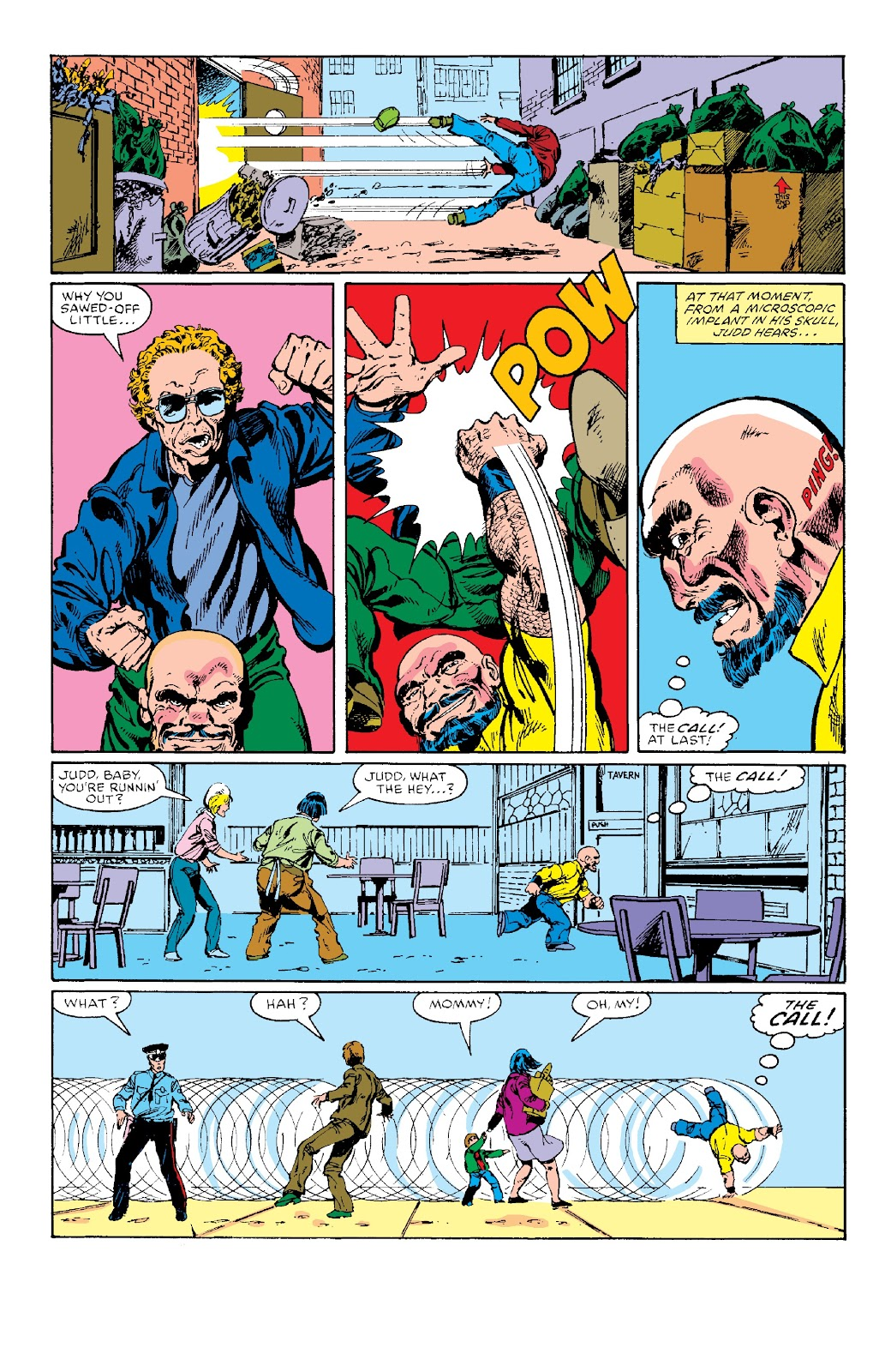 Alpha Flight (1983) issue _Facsimile_Edition_1 - Page 23