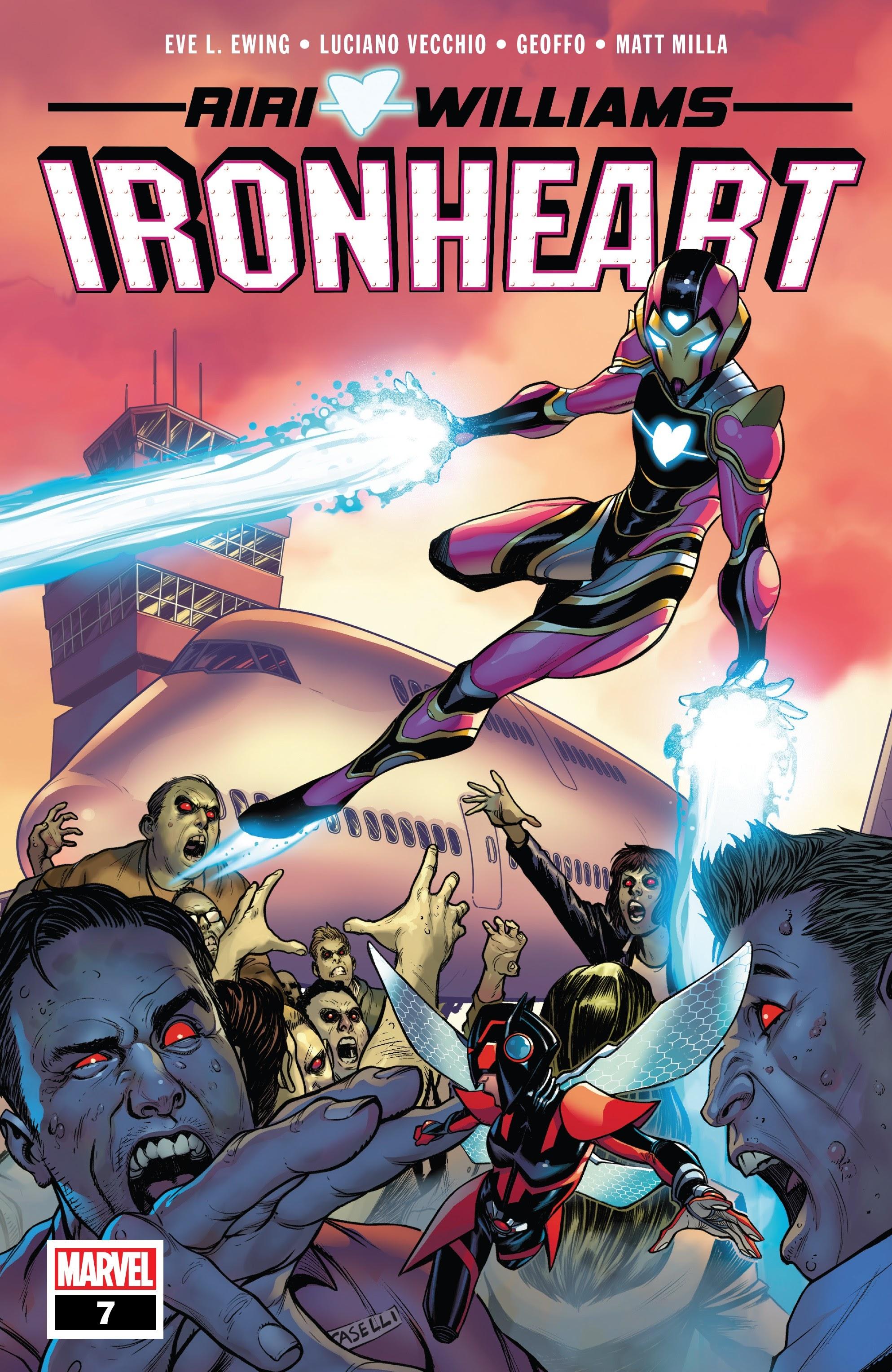 Ironheart 7 Page 0