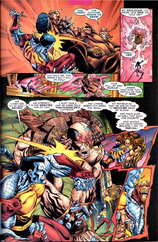 X-Men (1991) 106 Page 31