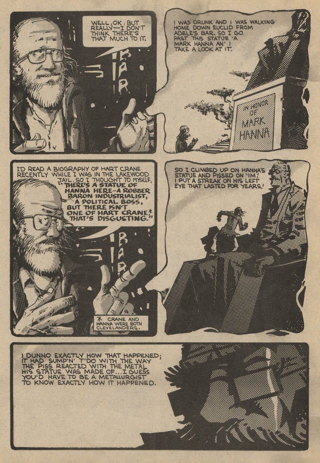 American Splendor (1976) issue 6 - Page 59