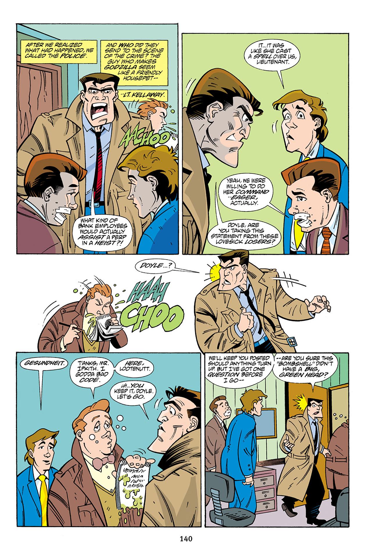 Read online Adventures Of The Mask Omnibus comic -  Issue #Adventures Of The Mask Omnibus Full - 140