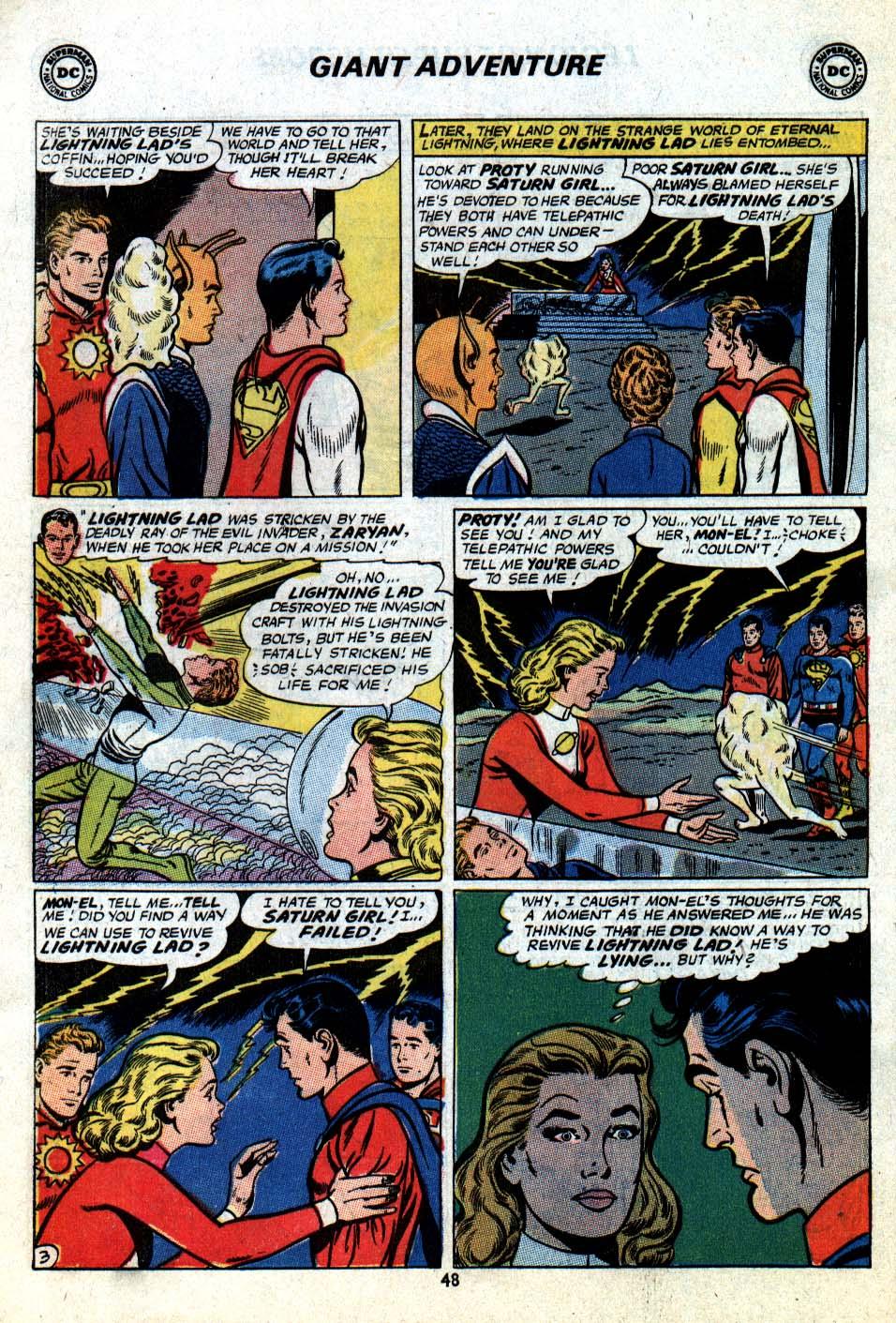 Read online Adventure Comics (1938) comic -  Issue #403 - 51