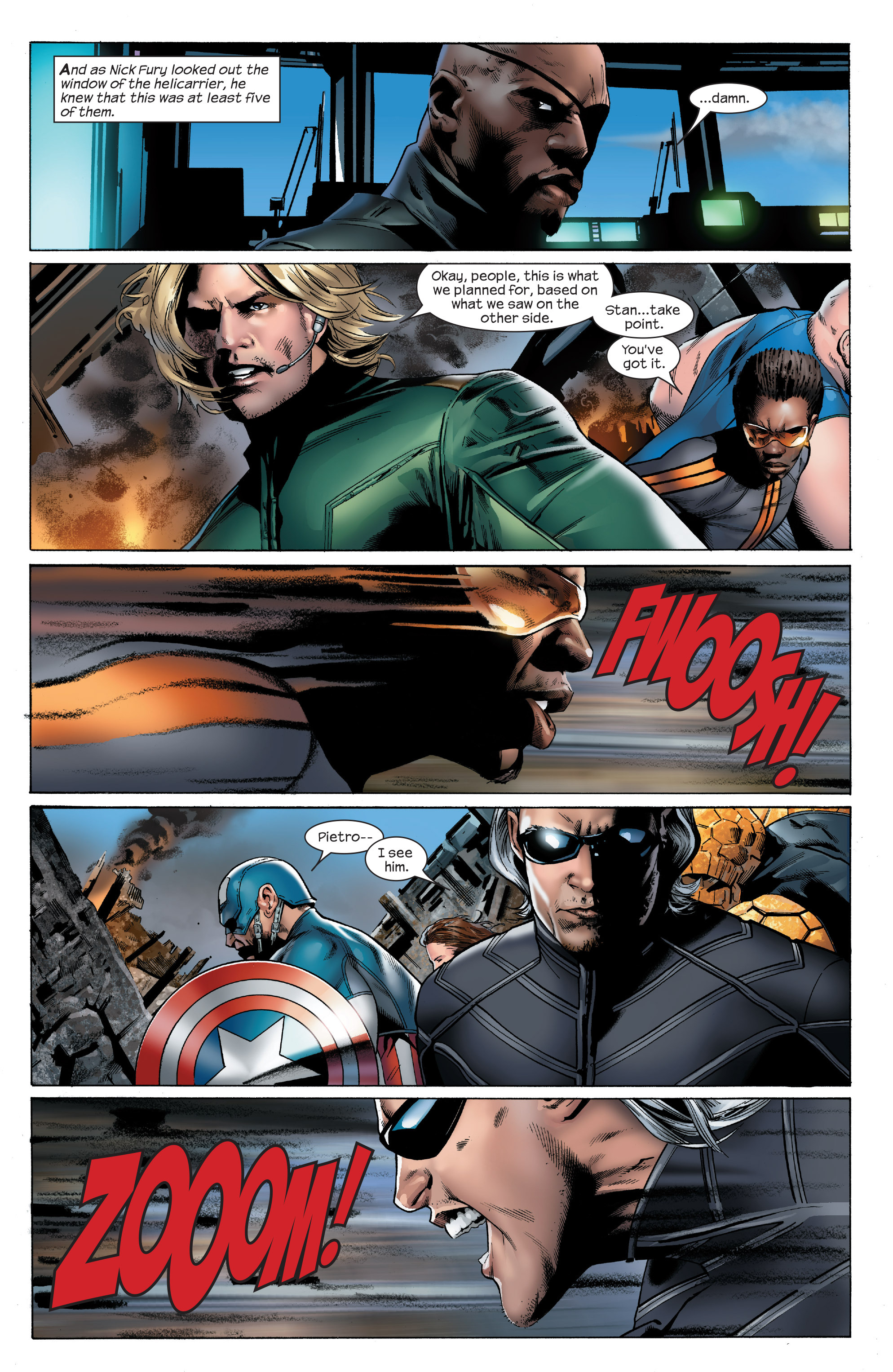 Read online Ultimate Power comic -  Issue #6 - 4