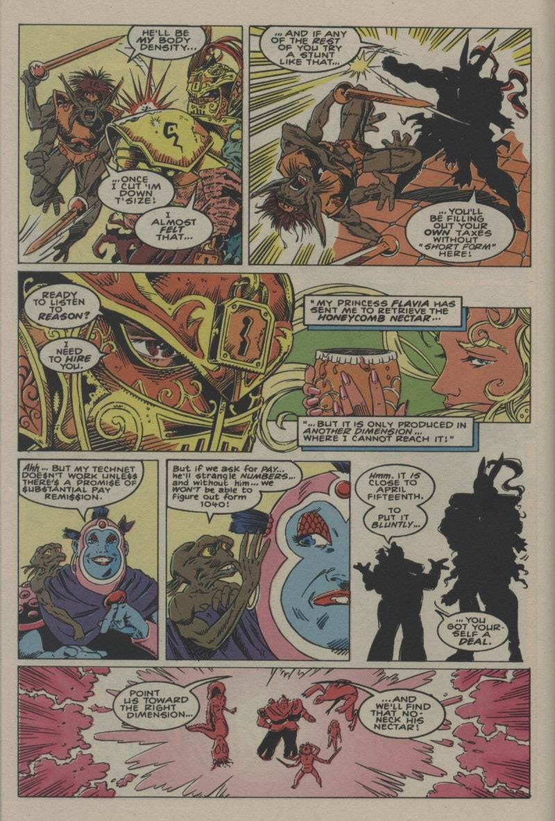 Excalibur (1988) issue Annual 1 - Page 44