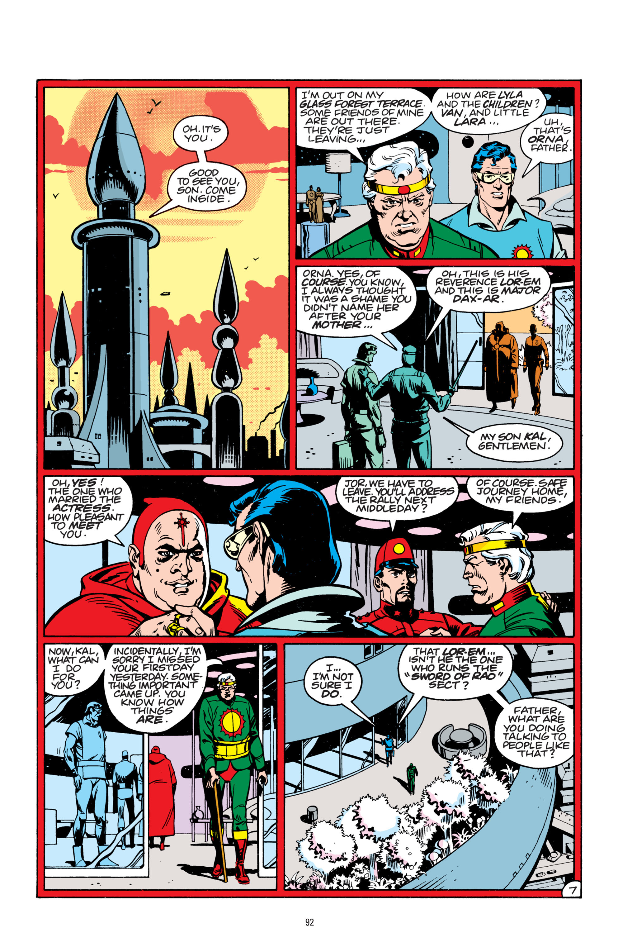 Read online Superman: Whatever Happened to the Man of Tomorrow? comic -  Issue # TPB - 91