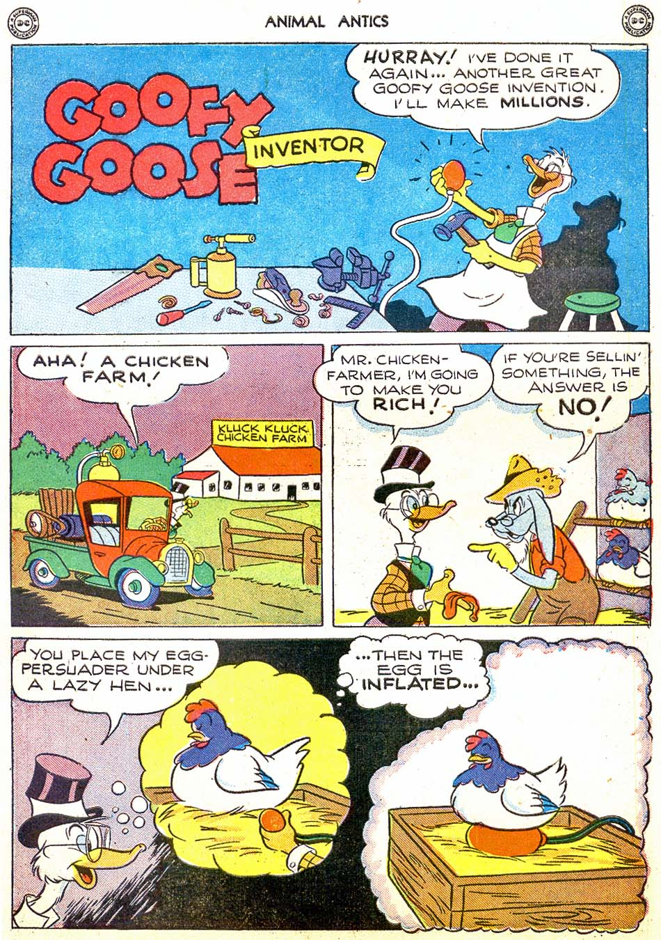 Read online Animal Antics comic -  Issue #2 - 39