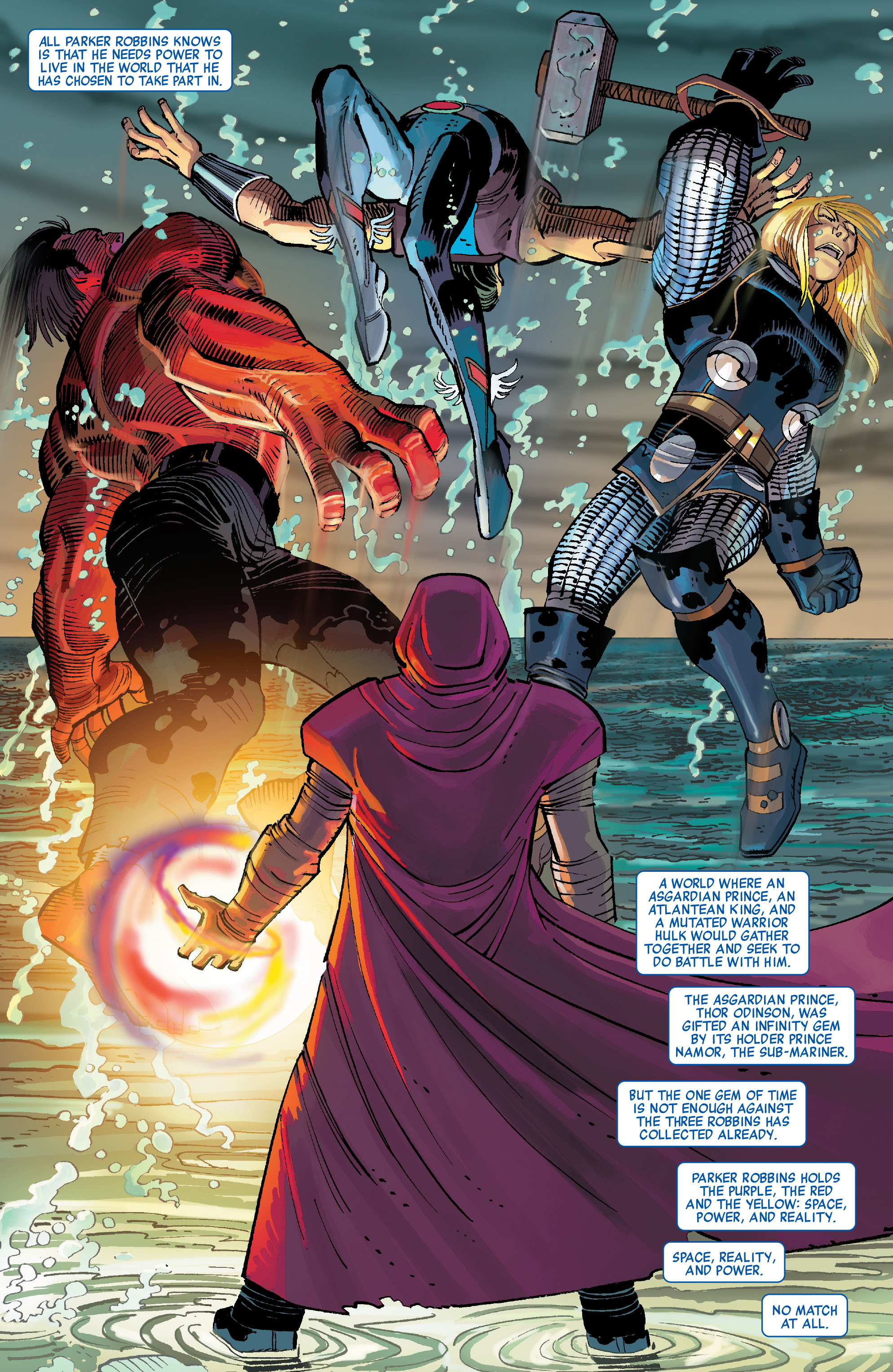 Read online Avengers (2010) comic -  Issue #11 - 5
