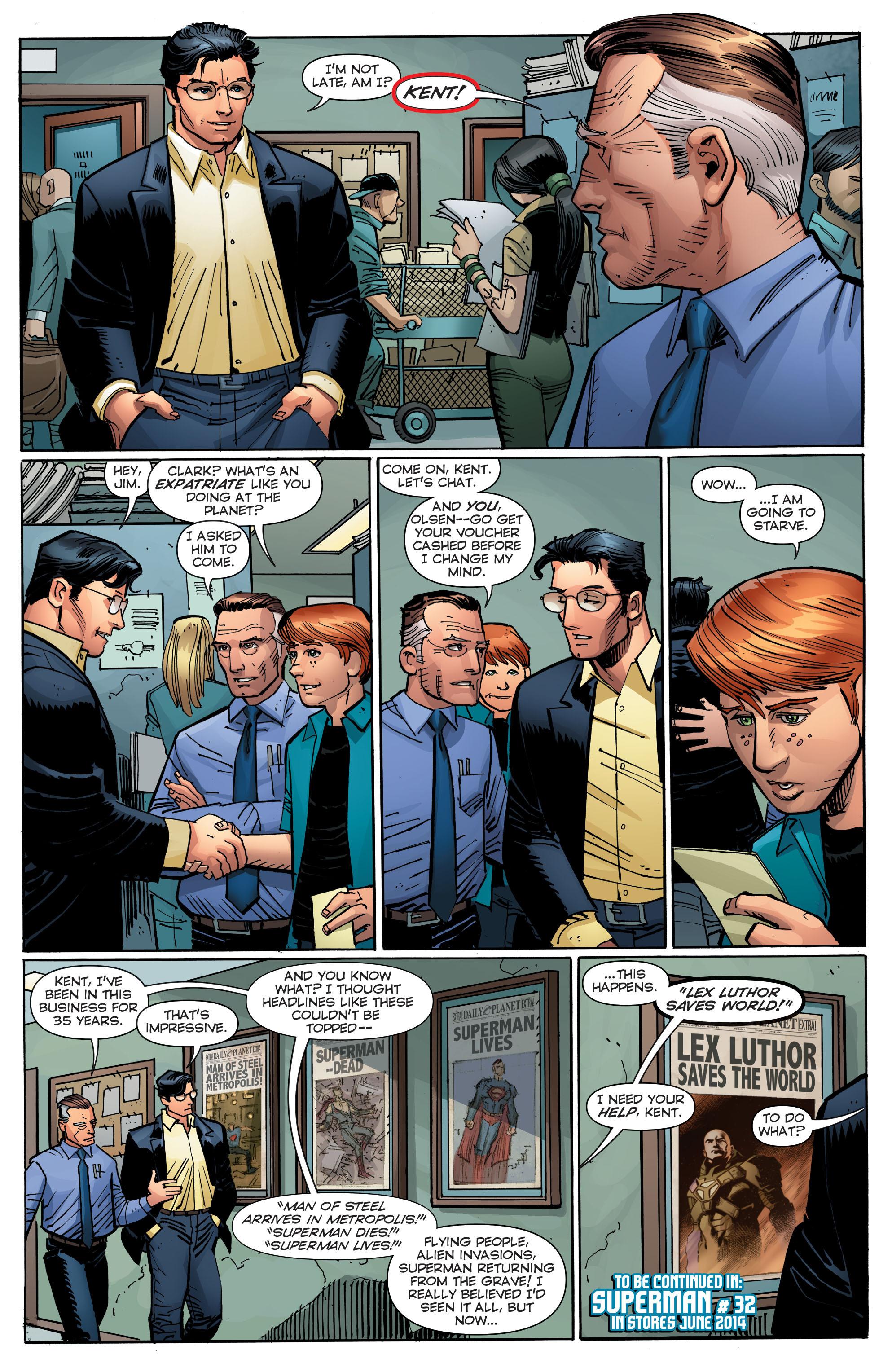 Read online Trinity of Sin: Pandora comic -  Issue #11 - 23