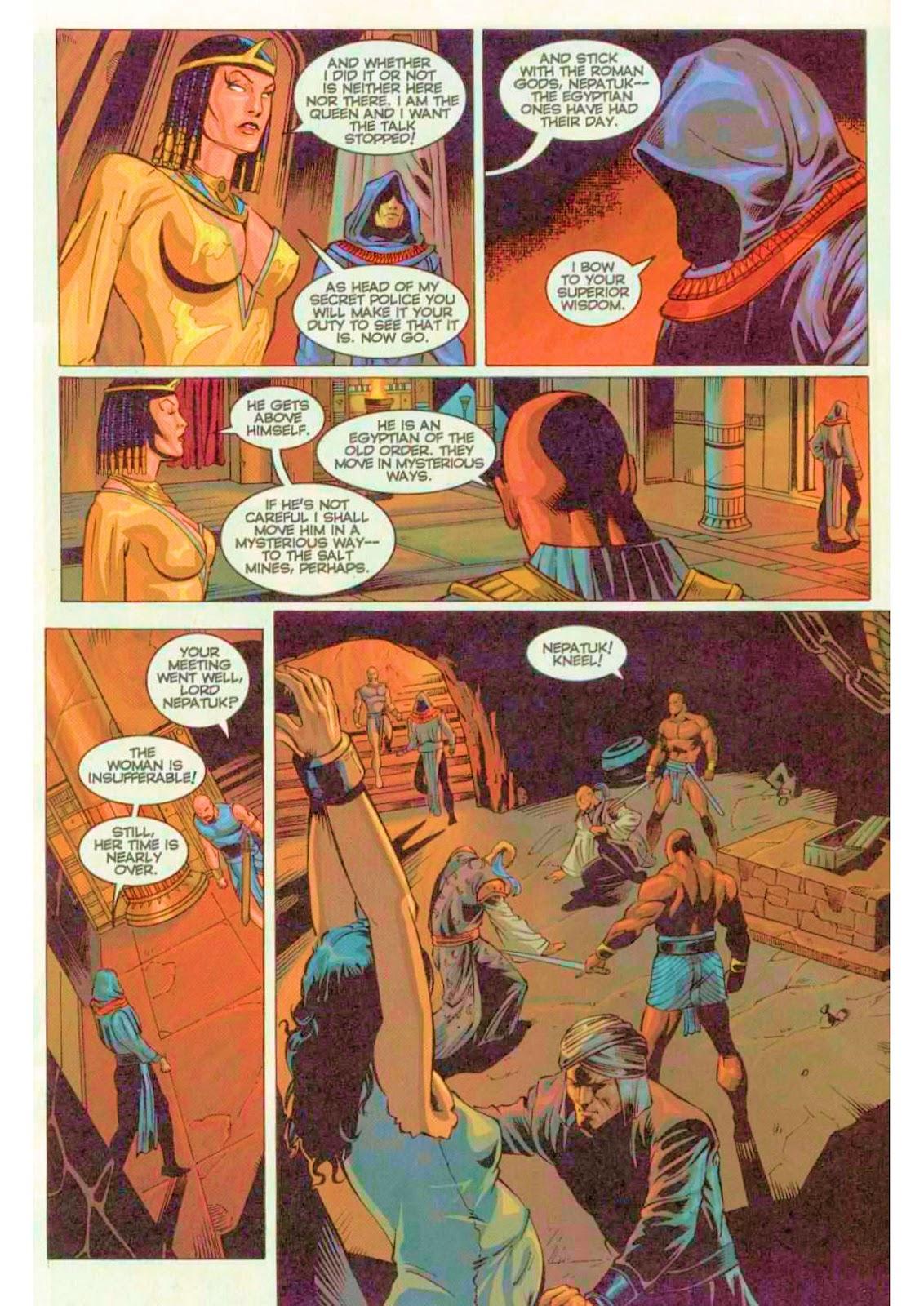Xena: Warrior Princess (1999) Issue #5 #5 - English 14