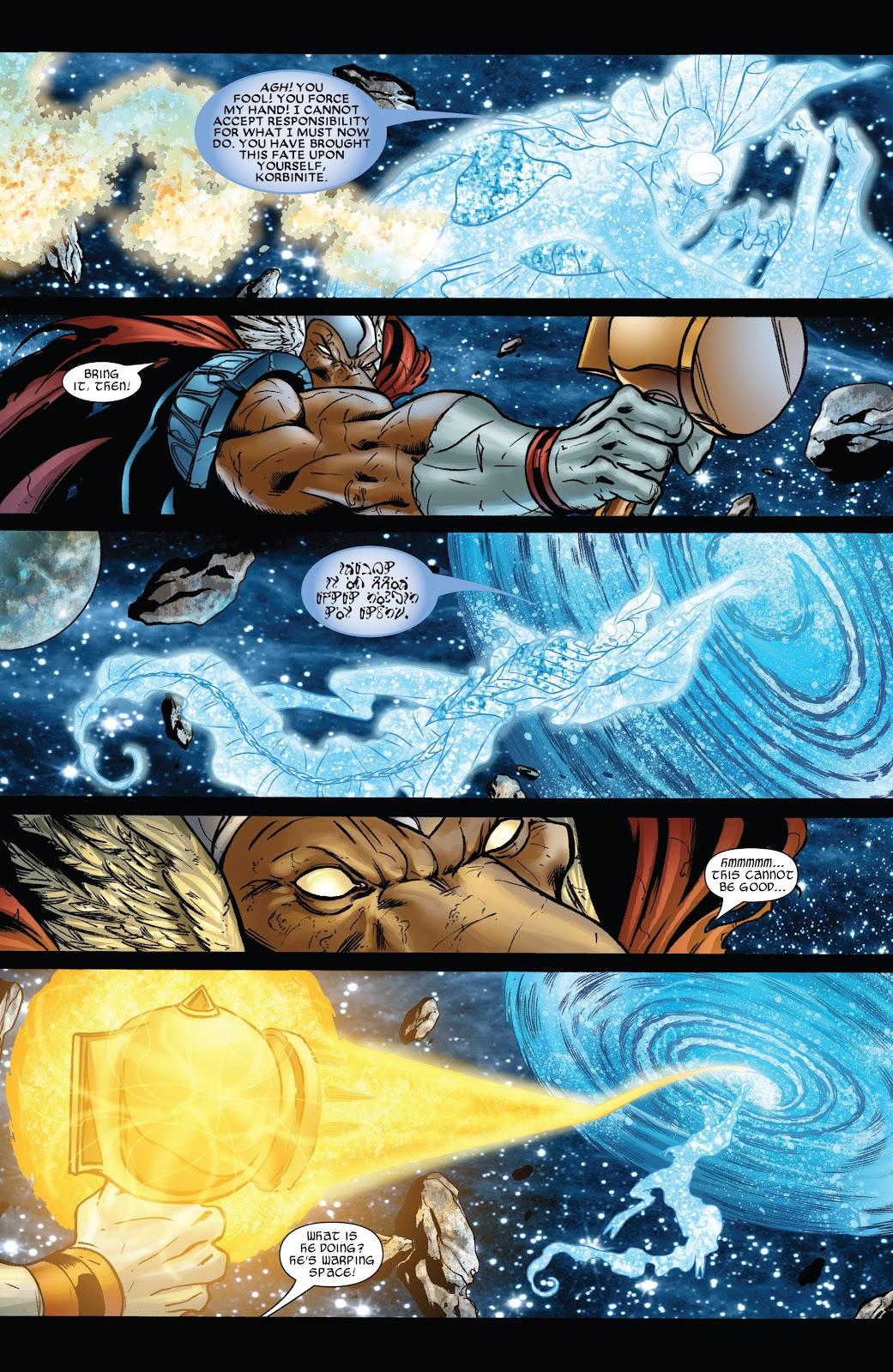 Read online Thor: Ragnaroks comic -  Issue # TPB (Part 4) - 23