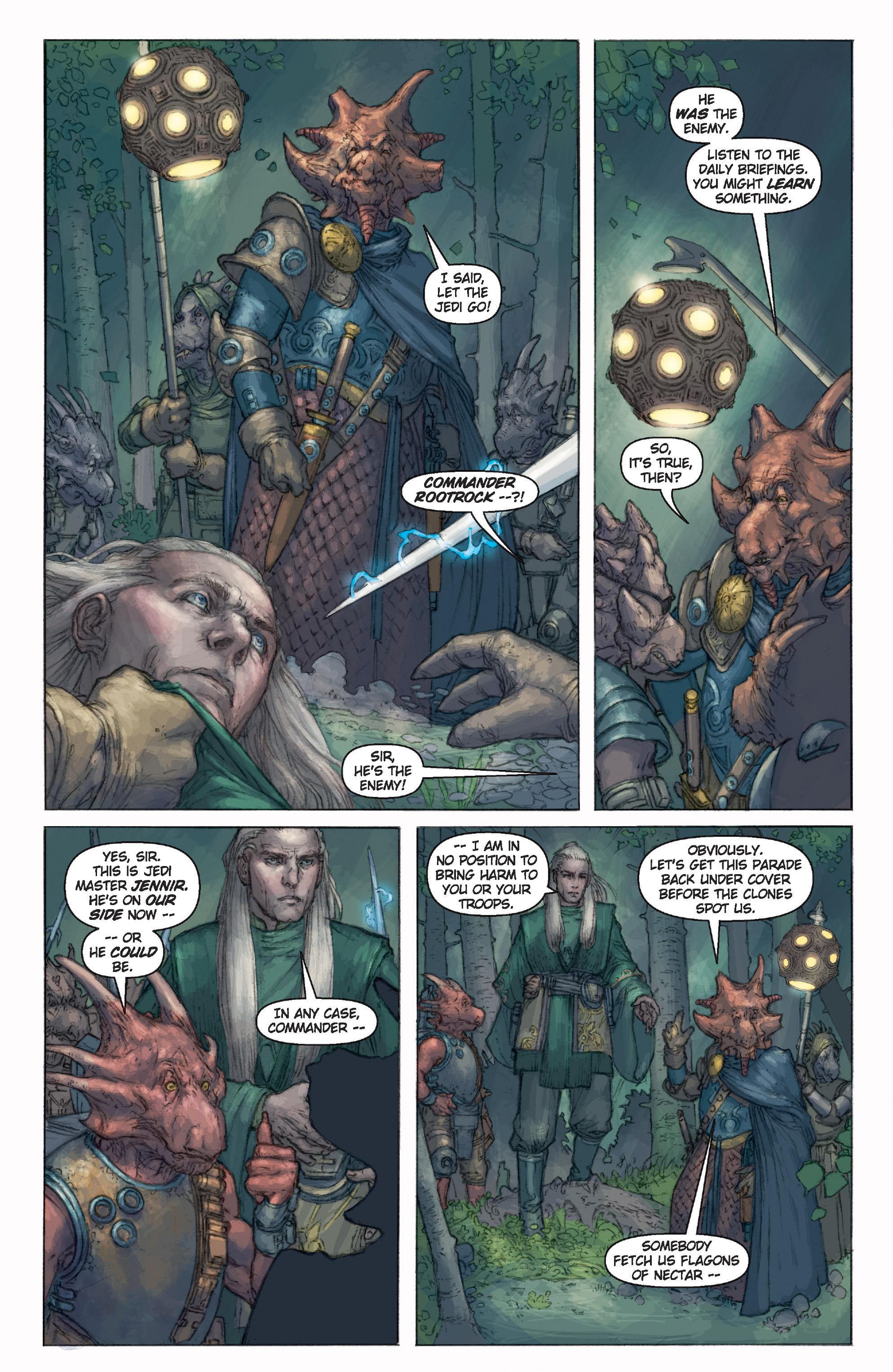 Read online Star Wars Omnibus comic -  Issue # Vol. 31 - 31