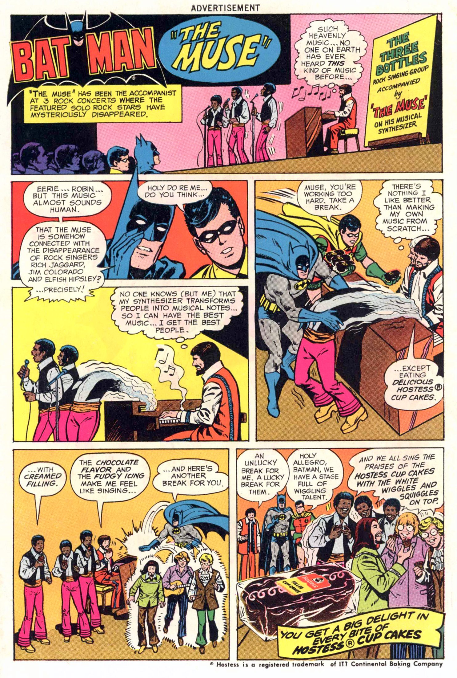 Read online Action Comics (1938) comic -  Issue #466 - 2