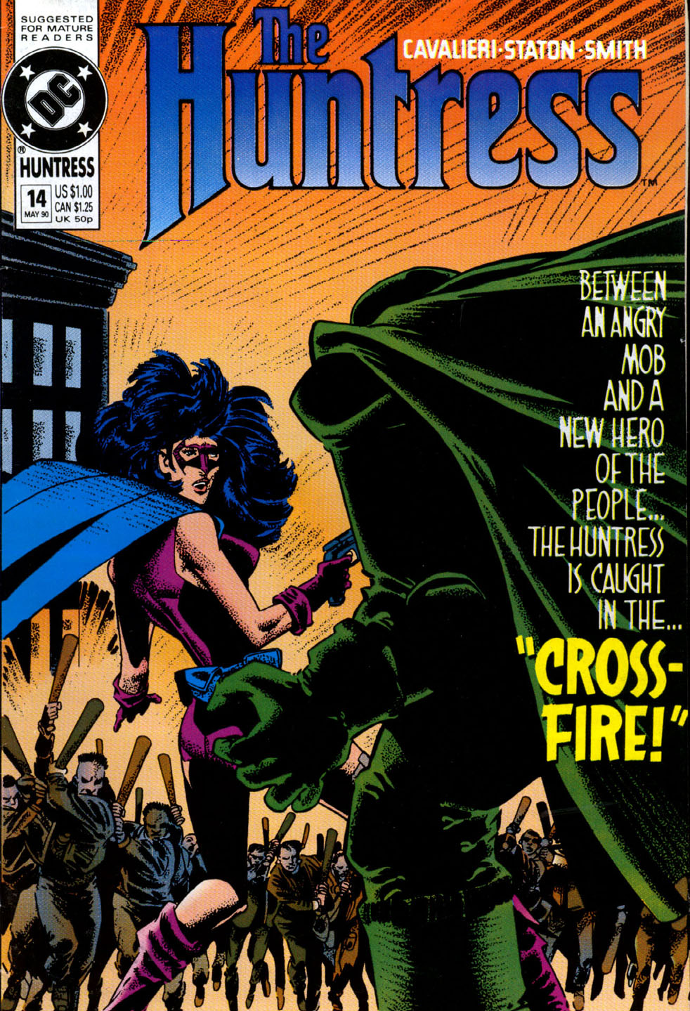 The Huntress (1989) 14 Page 1