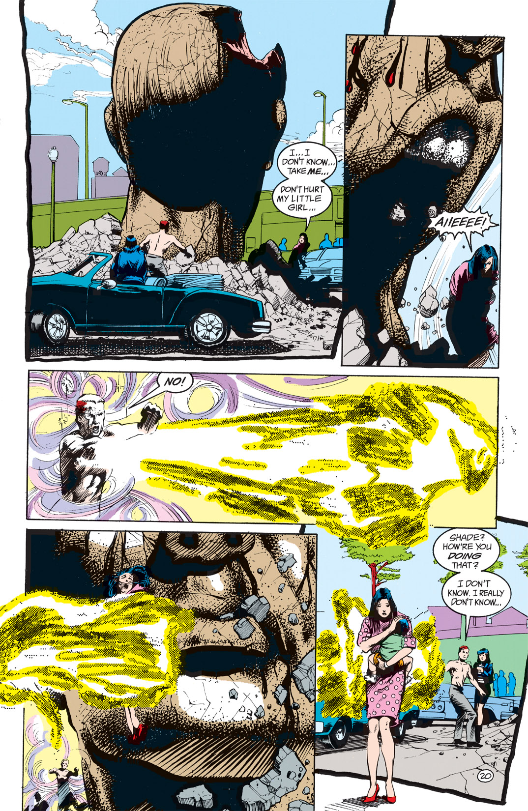 Read online Shade, the Changing Man comic -  Issue #2 - 22