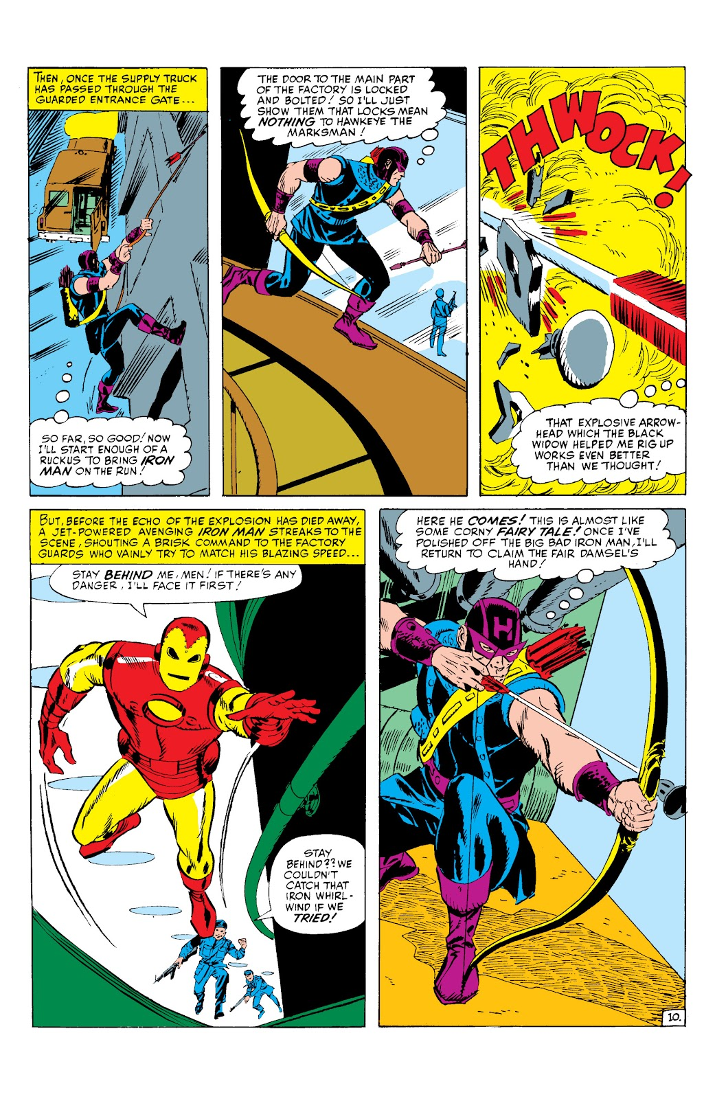 Read online Marvel Masterworks: The Invincible Iron Man comic -  Issue # TPB 2 (Part 2) - 11