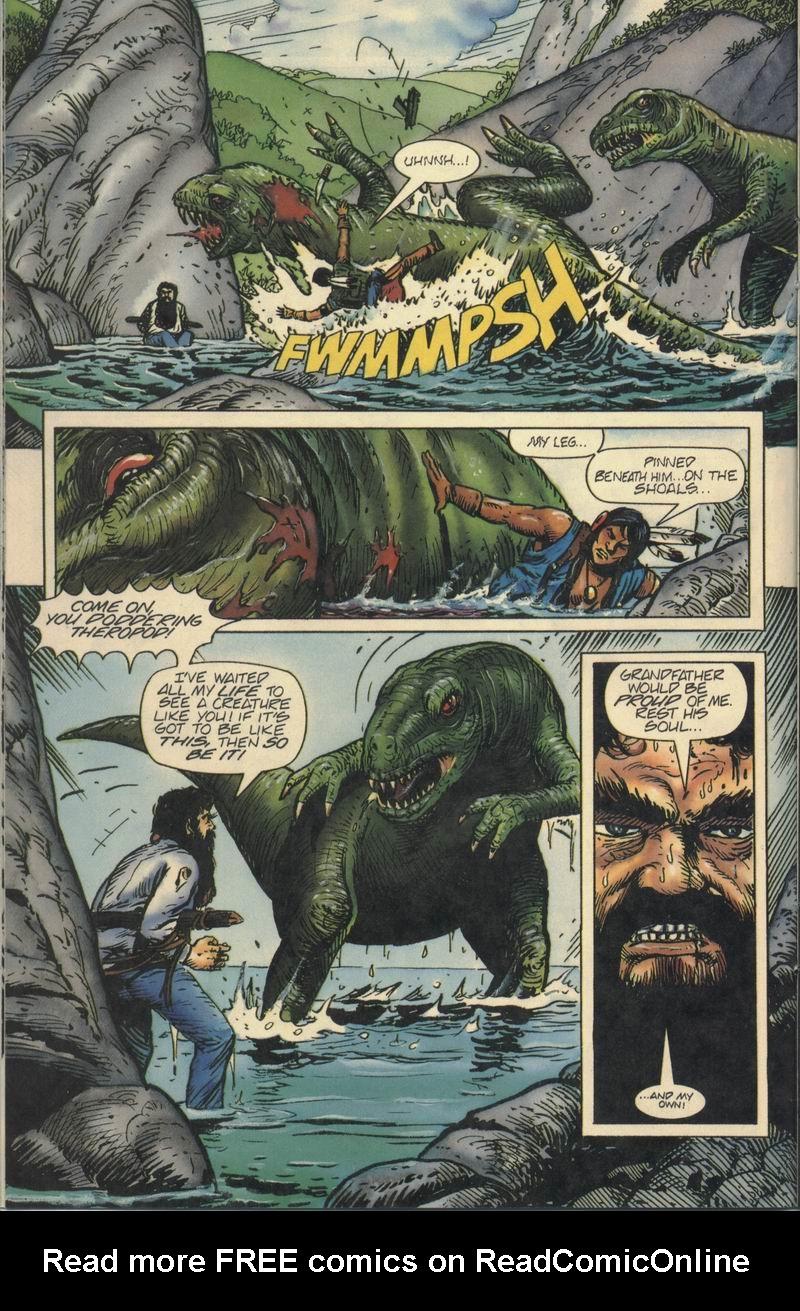 Read online Turok, Dinosaur Hunter (1993) comic -  Issue #8 - 11