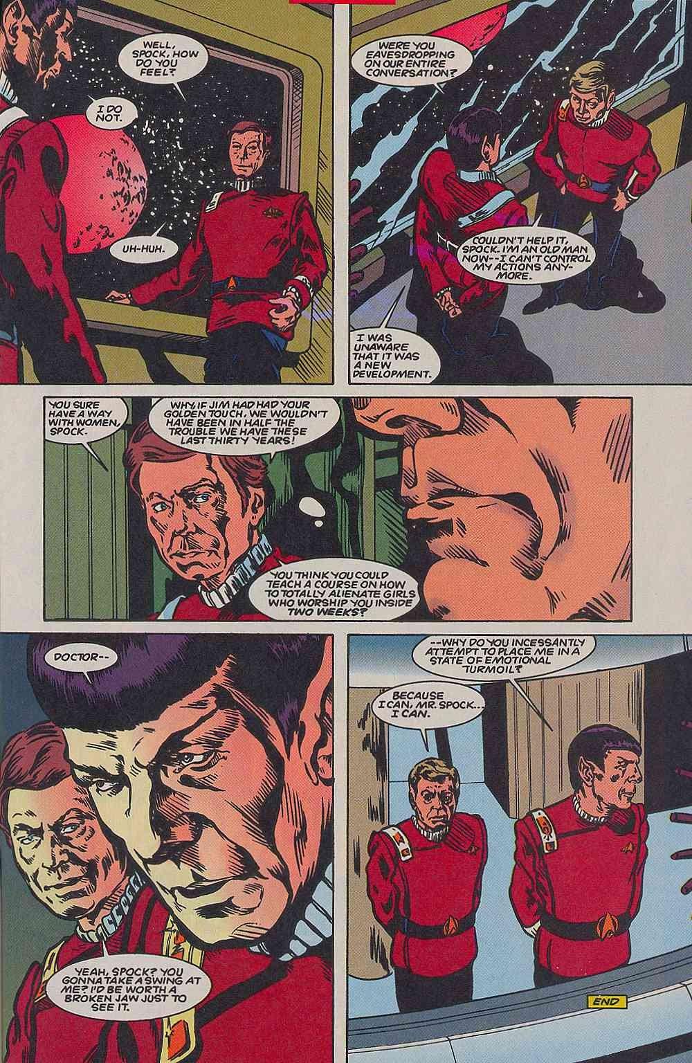 Read online Star Trek (1989) comic -  Issue # _Special 2 - 61