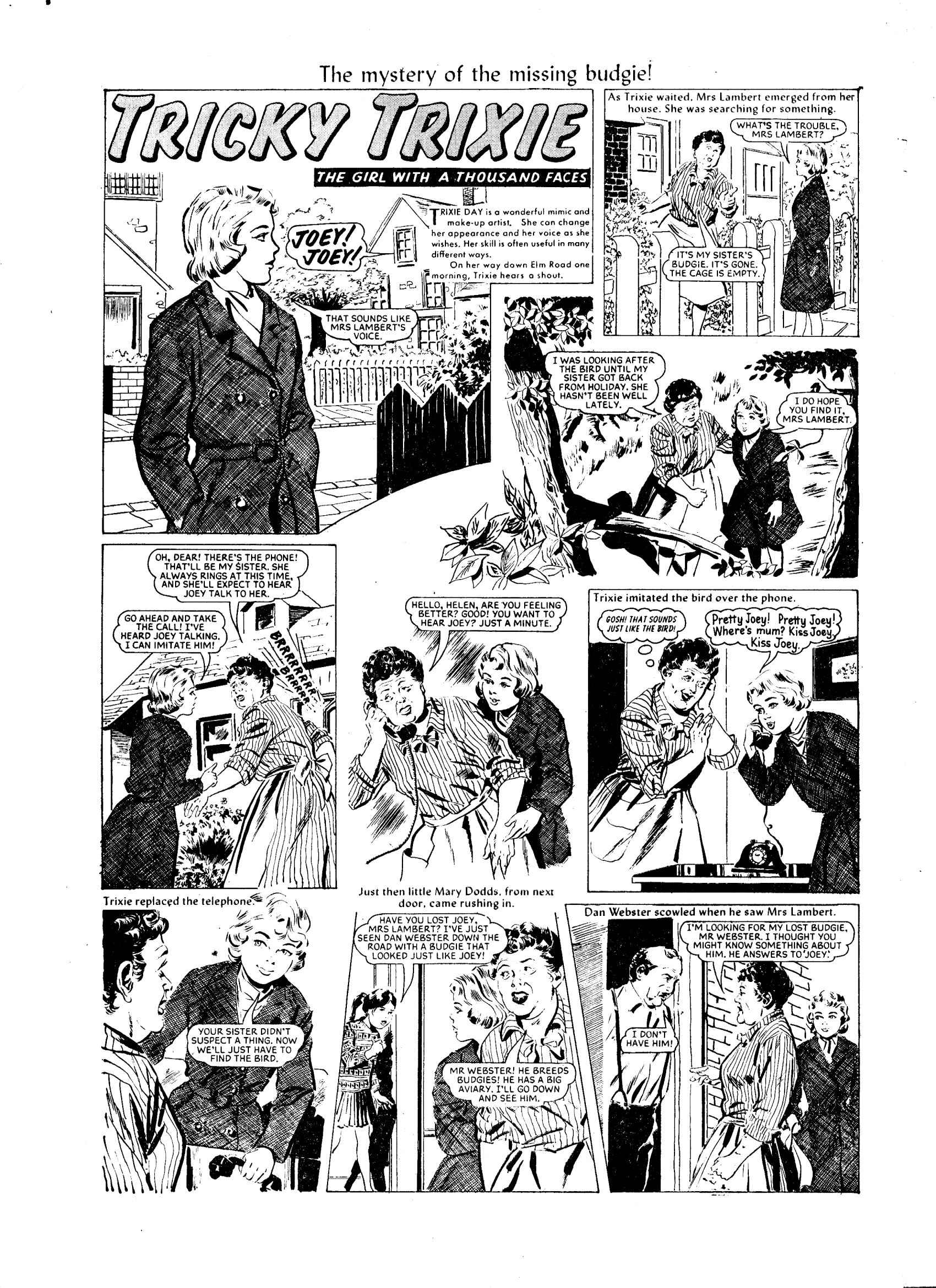 Read online Judy comic -  Issue #46 - 8