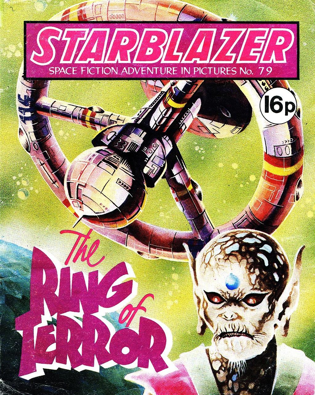 Starblazer issue 79 - Page 1