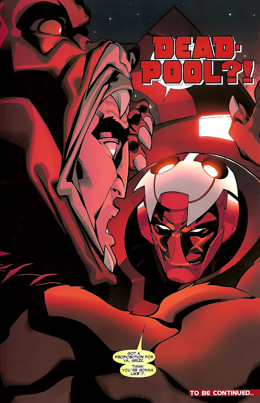 Read online Deadpool (2008) comic -  Issue #23 - 25