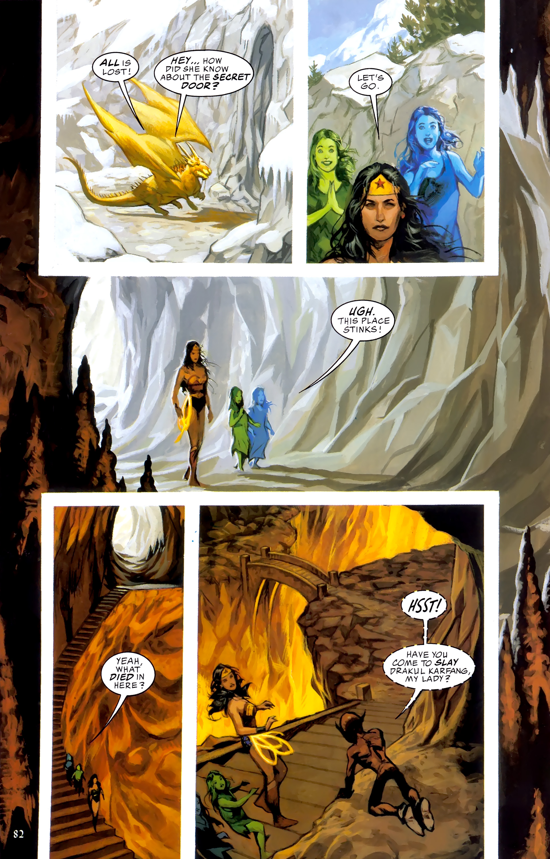 Read online JLA: A League of One comic -  Issue # Full - 89