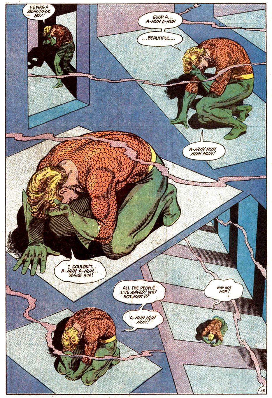 Read online Aquaman (1989) comic -  Issue #4 - 14