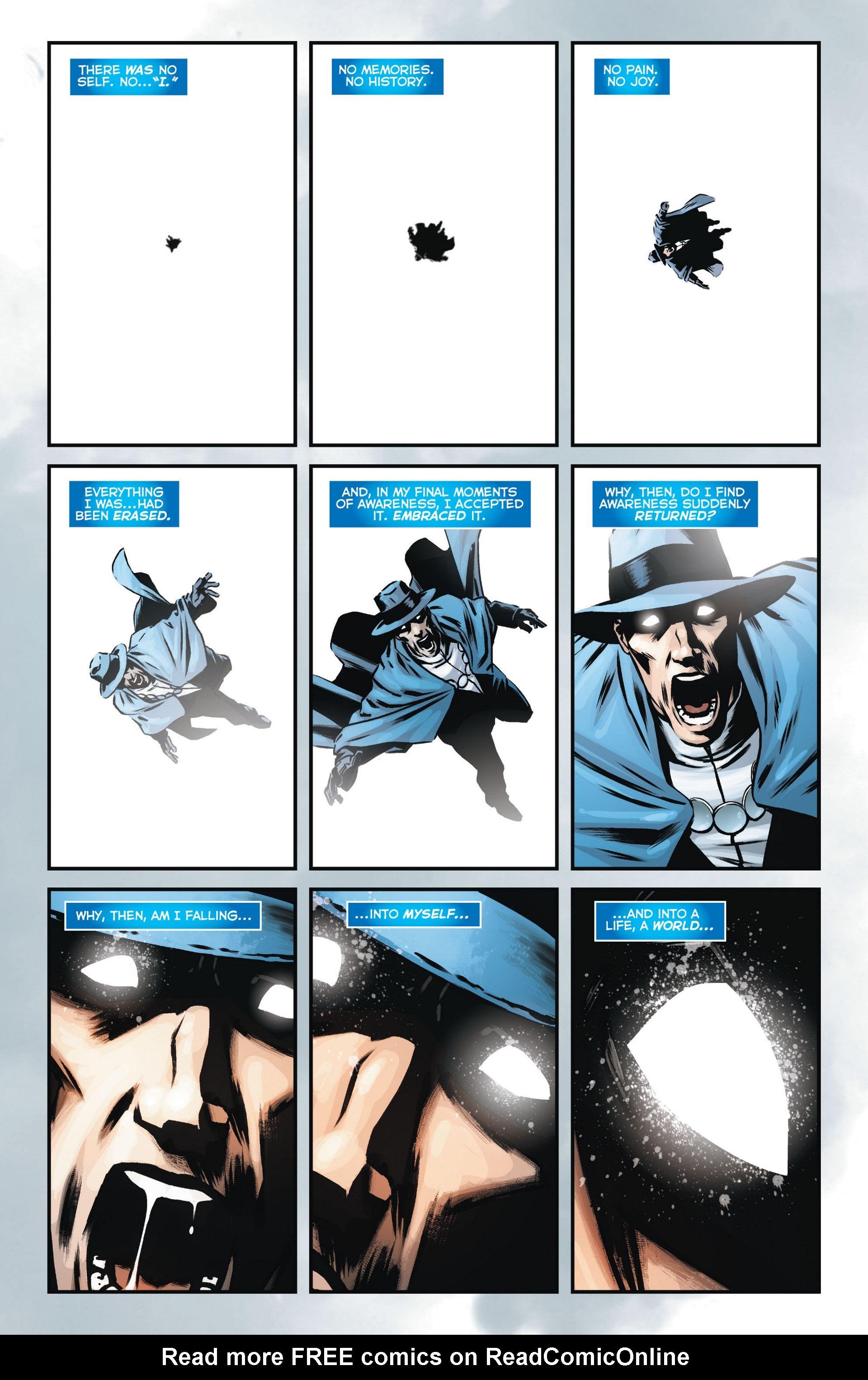 Read online Trinity of Sin: The Phantom Stranger comic -  Issue #12 - 3