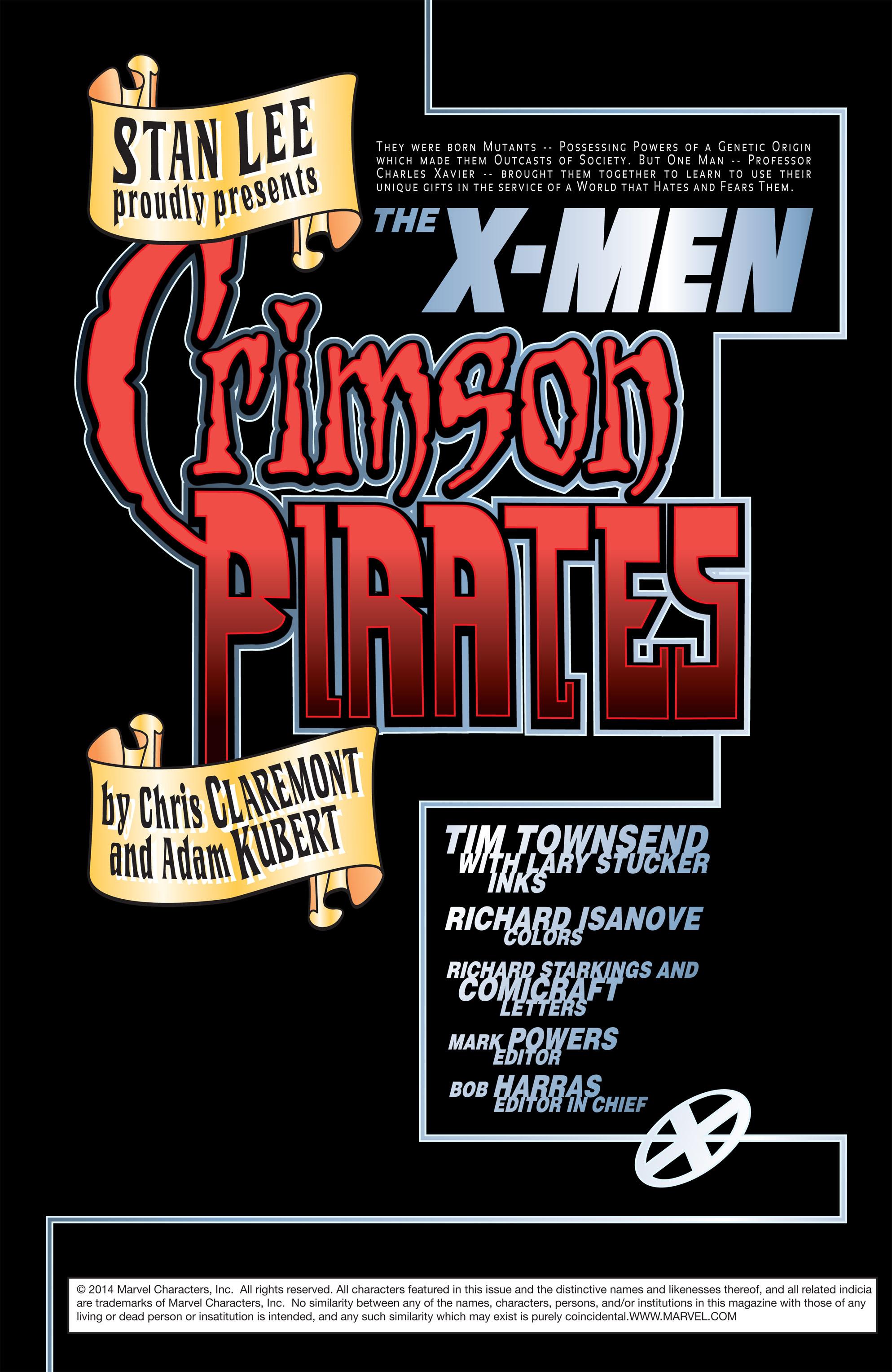 Read online Uncanny X-Men (1963) comic -  Issue #384 - 2