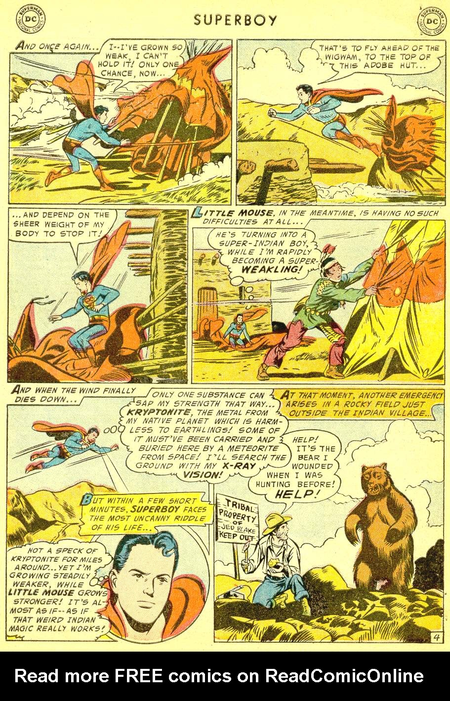 Superboy (1949) issue 41 - Page 5