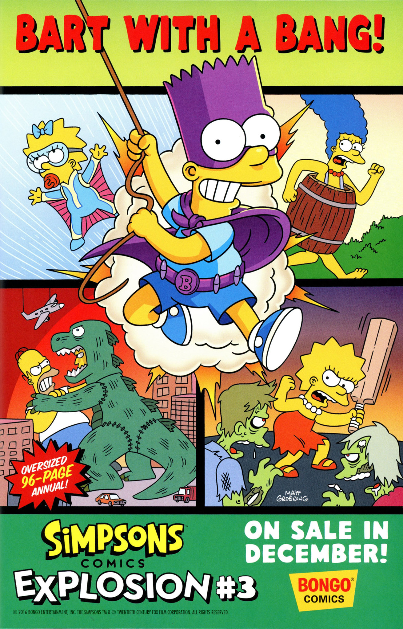 Read online Simpsons Comics comic -  Issue #233 - 27