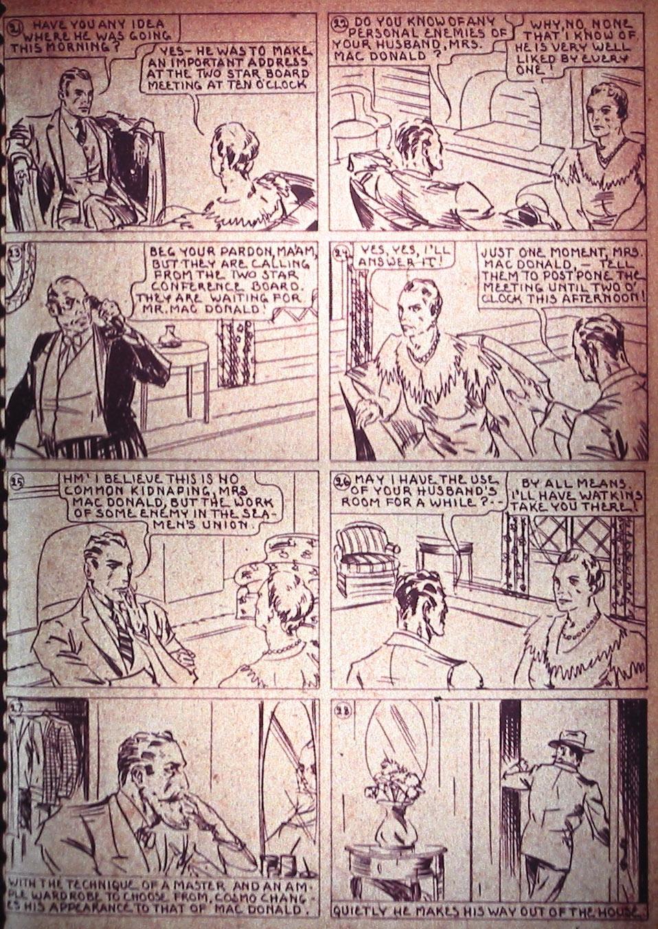 Read online Detective Comics (1937) comic -  Issue #3 - 19