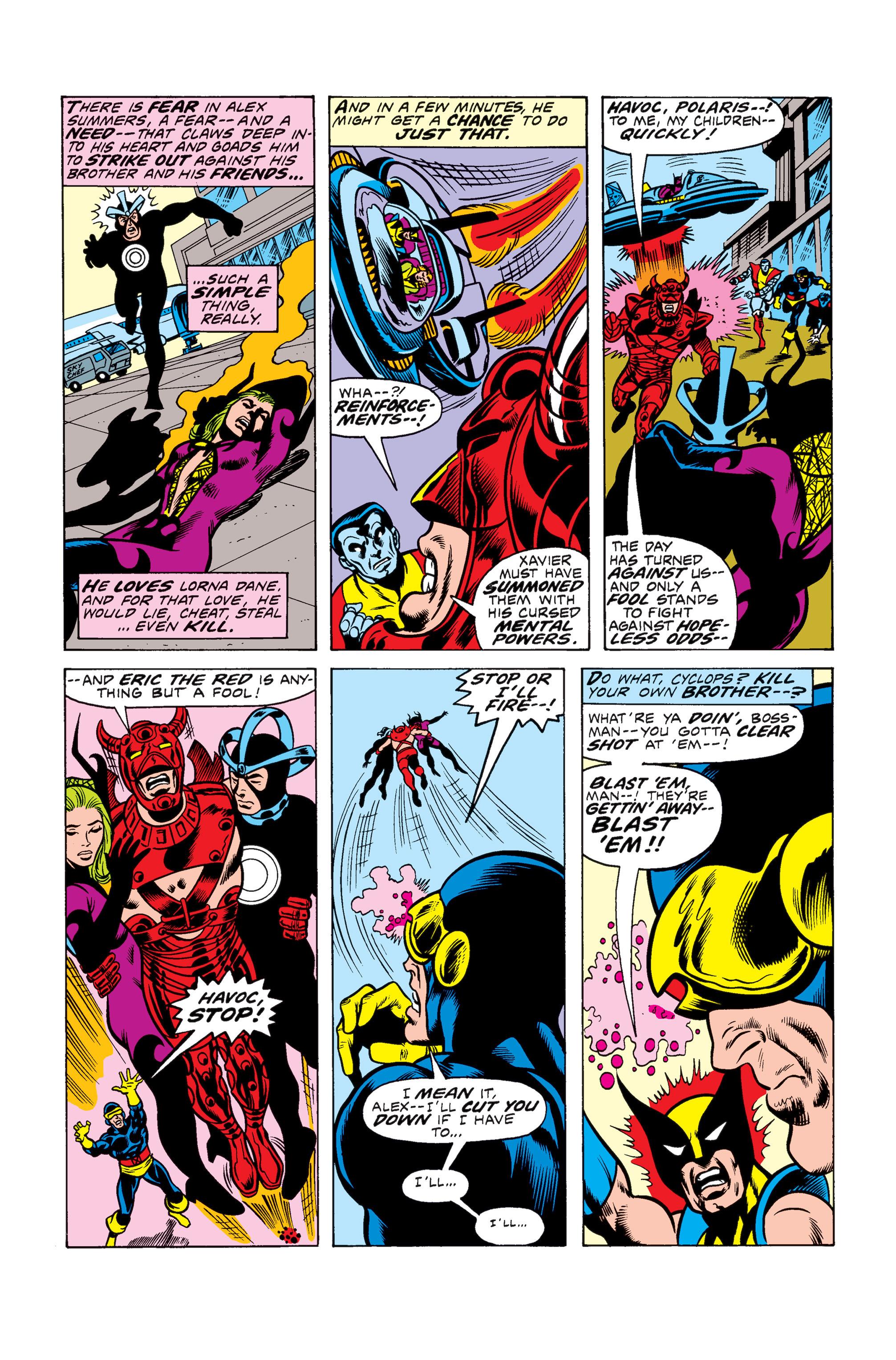 Uncanny X-Men (1963) 97 Page 16
