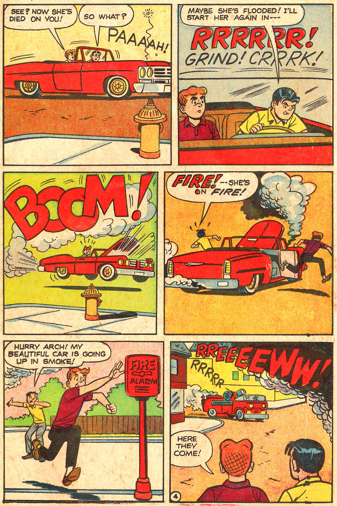 Read online Archie (1960) comic -  Issue #176 - 23