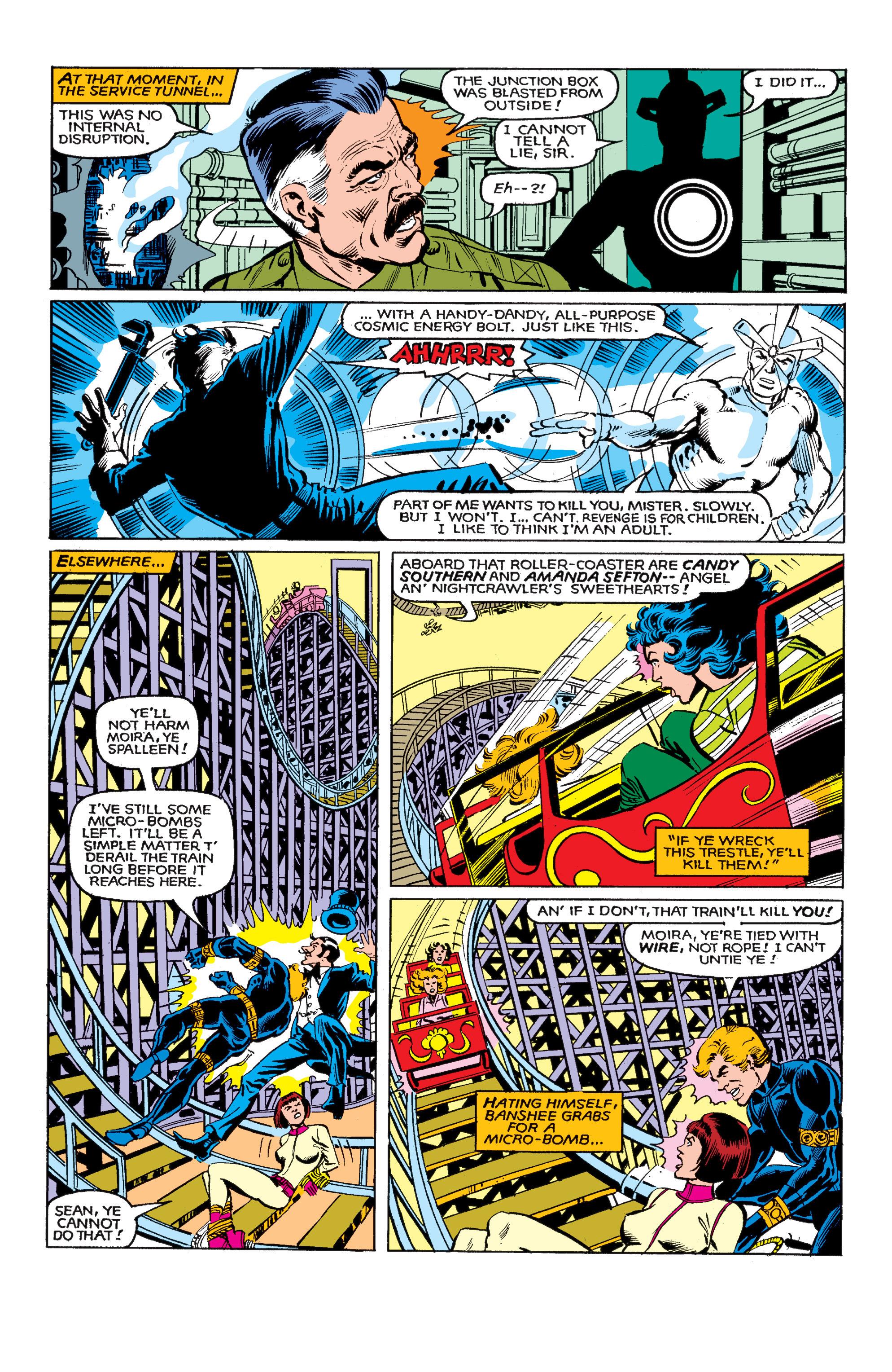 Read online Uncanny X-Men (1963) comic -  Issue #146 - 20