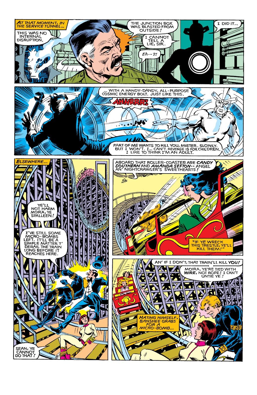 Uncanny X-Men (1963) issue 146 - Page 20