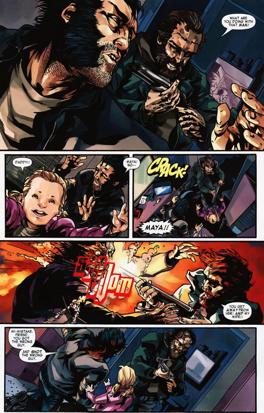 Read online Wolverine (2003) comic -  Issue #900 - 64