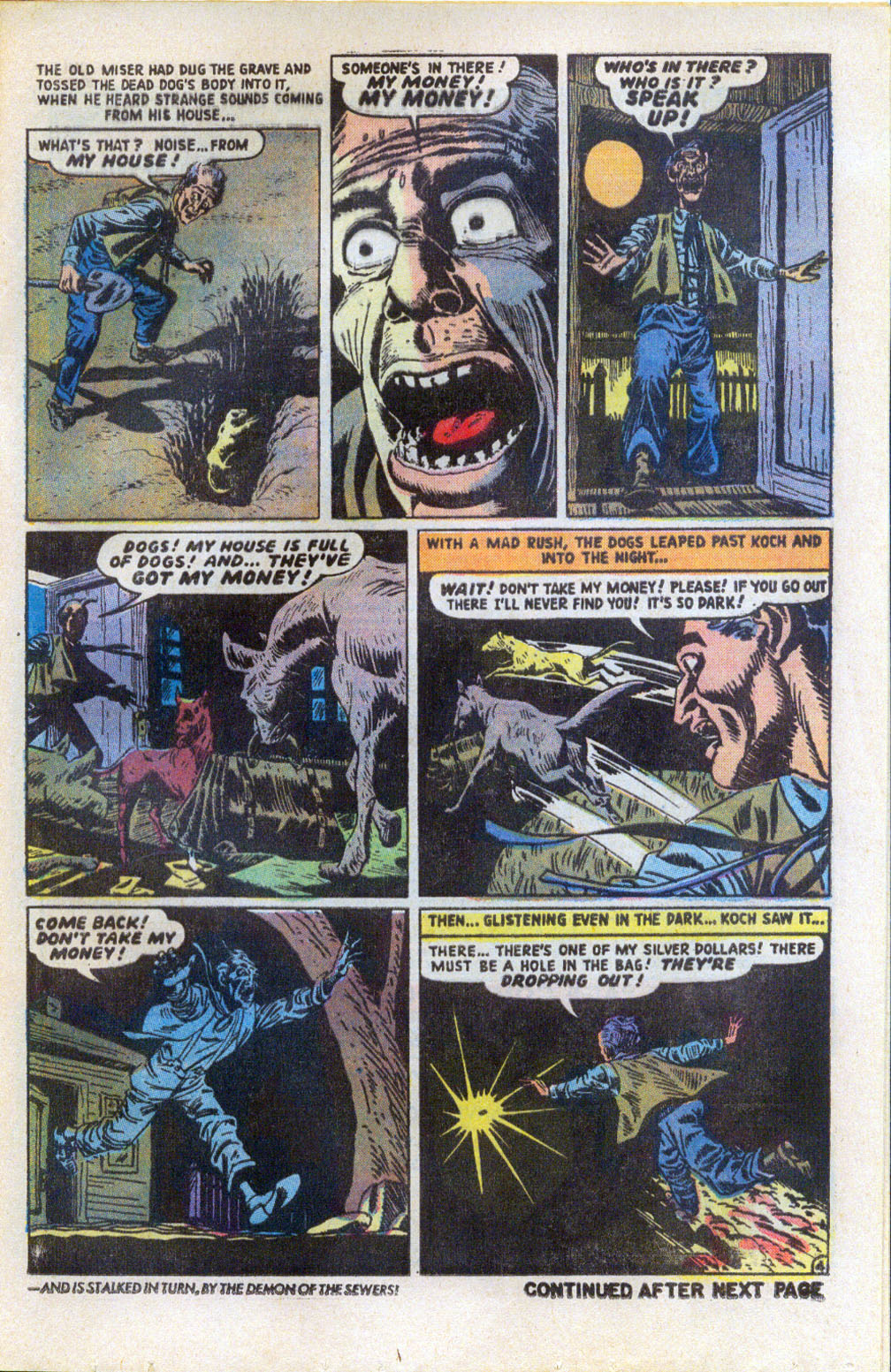 Crypt of Shadows (1973) issue 6 - Page 17