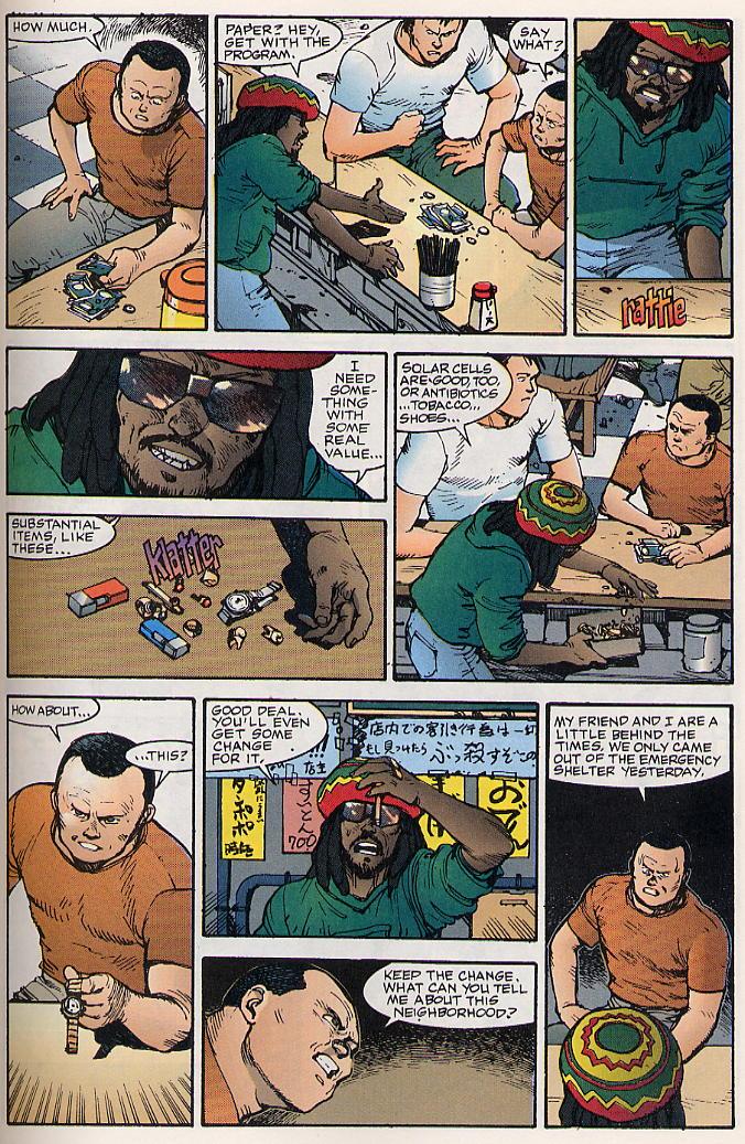 Read online Akira comic -  Issue #17 - 36
