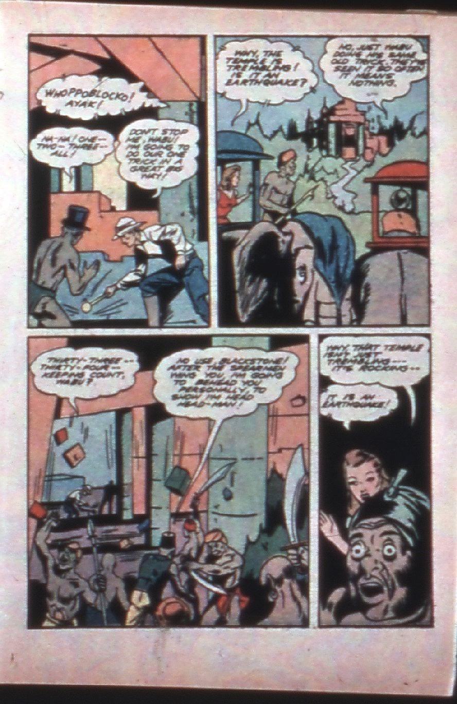 Read online Super-Magician Comics comic -  Issue #7 - 33