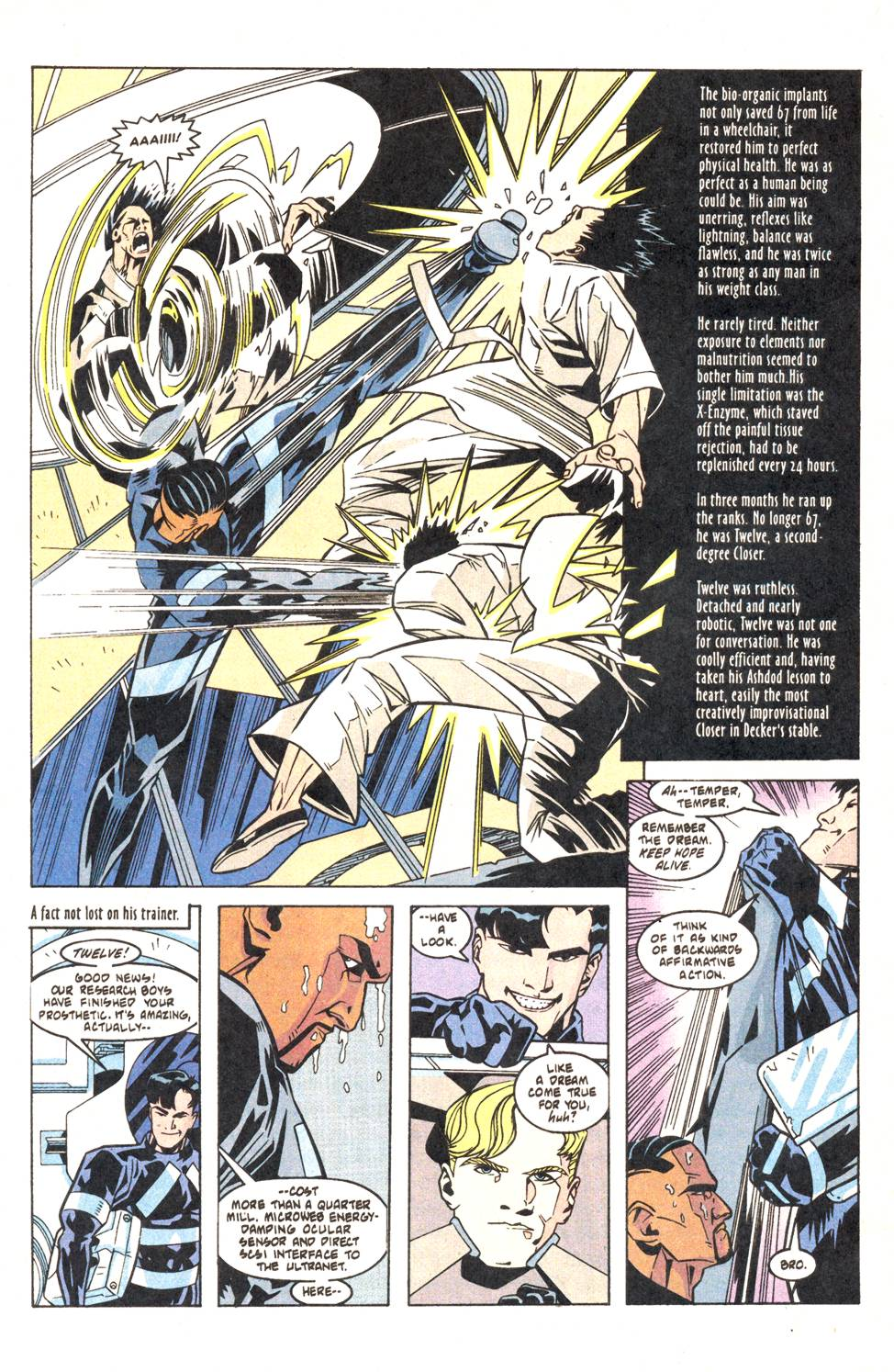 Read online Xero comic -  Issue #7 - 24