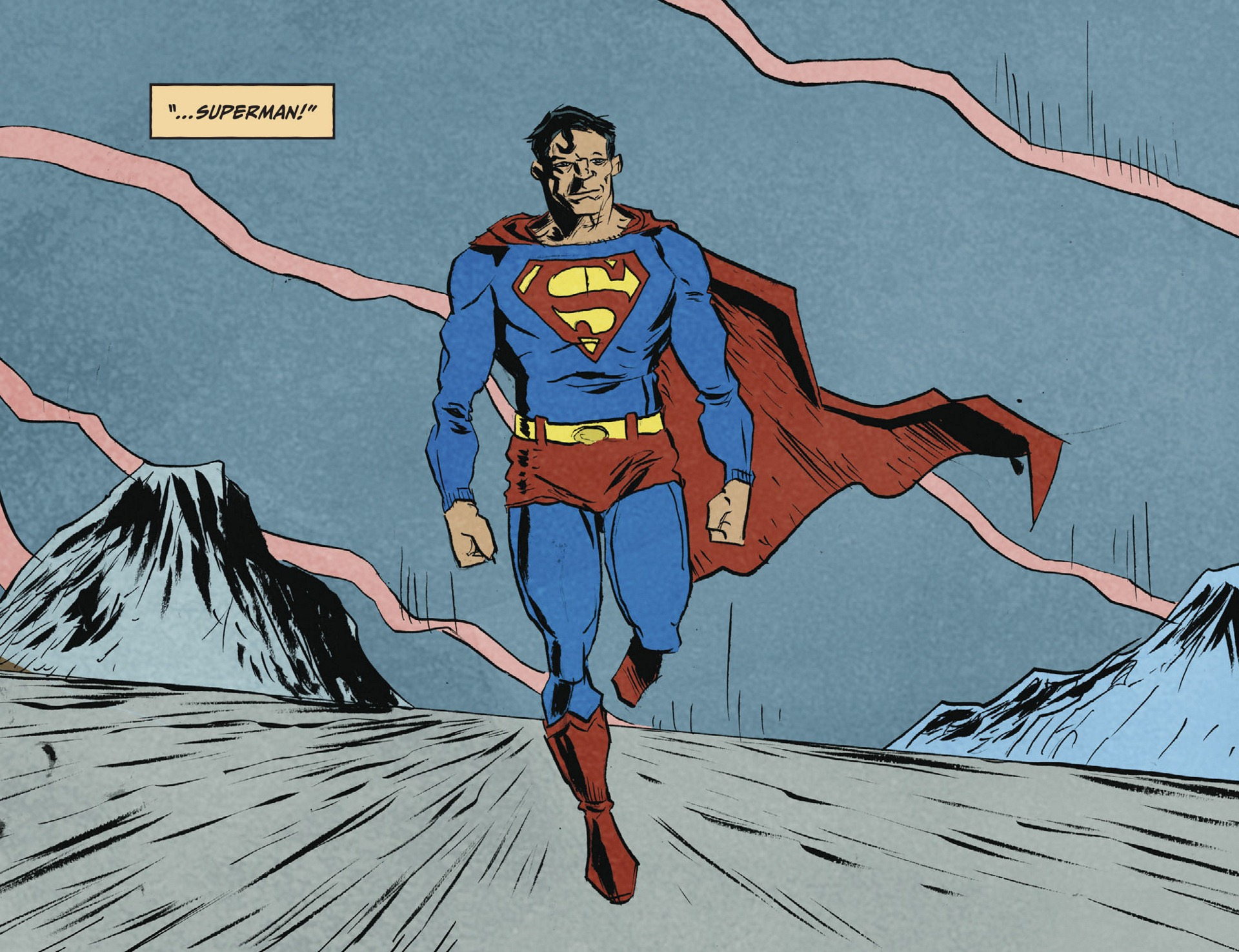 Read online Adventures of Superman [I] comic -  Issue #2 - 5